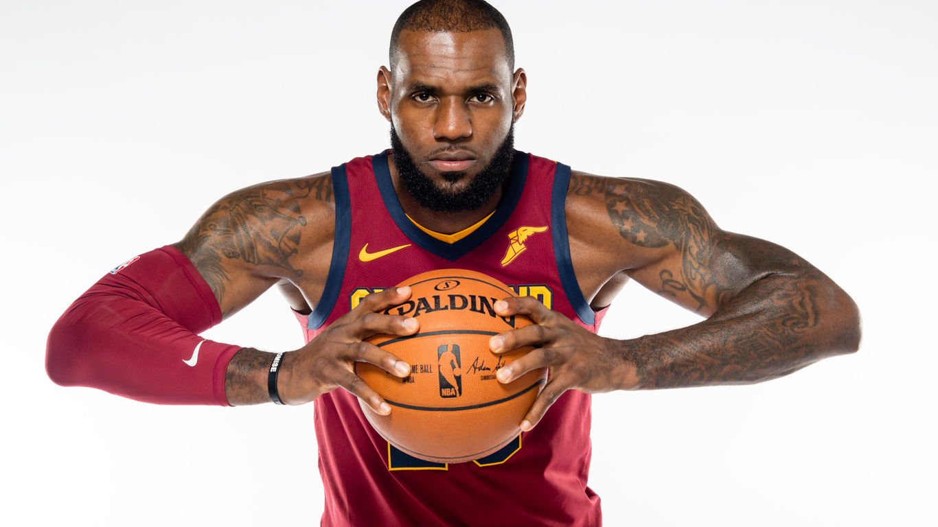 1366x768 LeBron James Resolution HD 4k Wallpapers Images