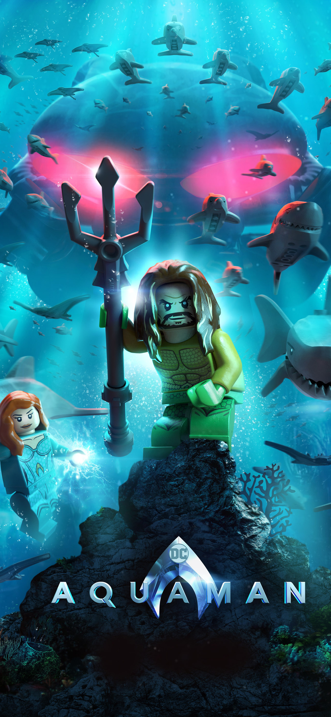1125x2436 Lego Aquaman Iphone Xs Iphone 10 Iphone X Hd 4k Wallpapers