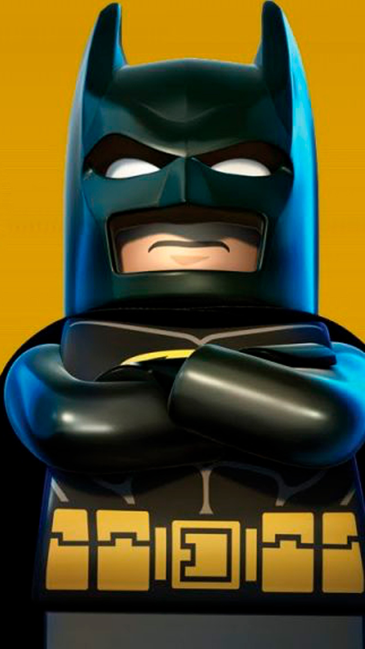 750x1334 Lego Batman Iphone 6 Iphone 6s Iphone 7 Hd 4k