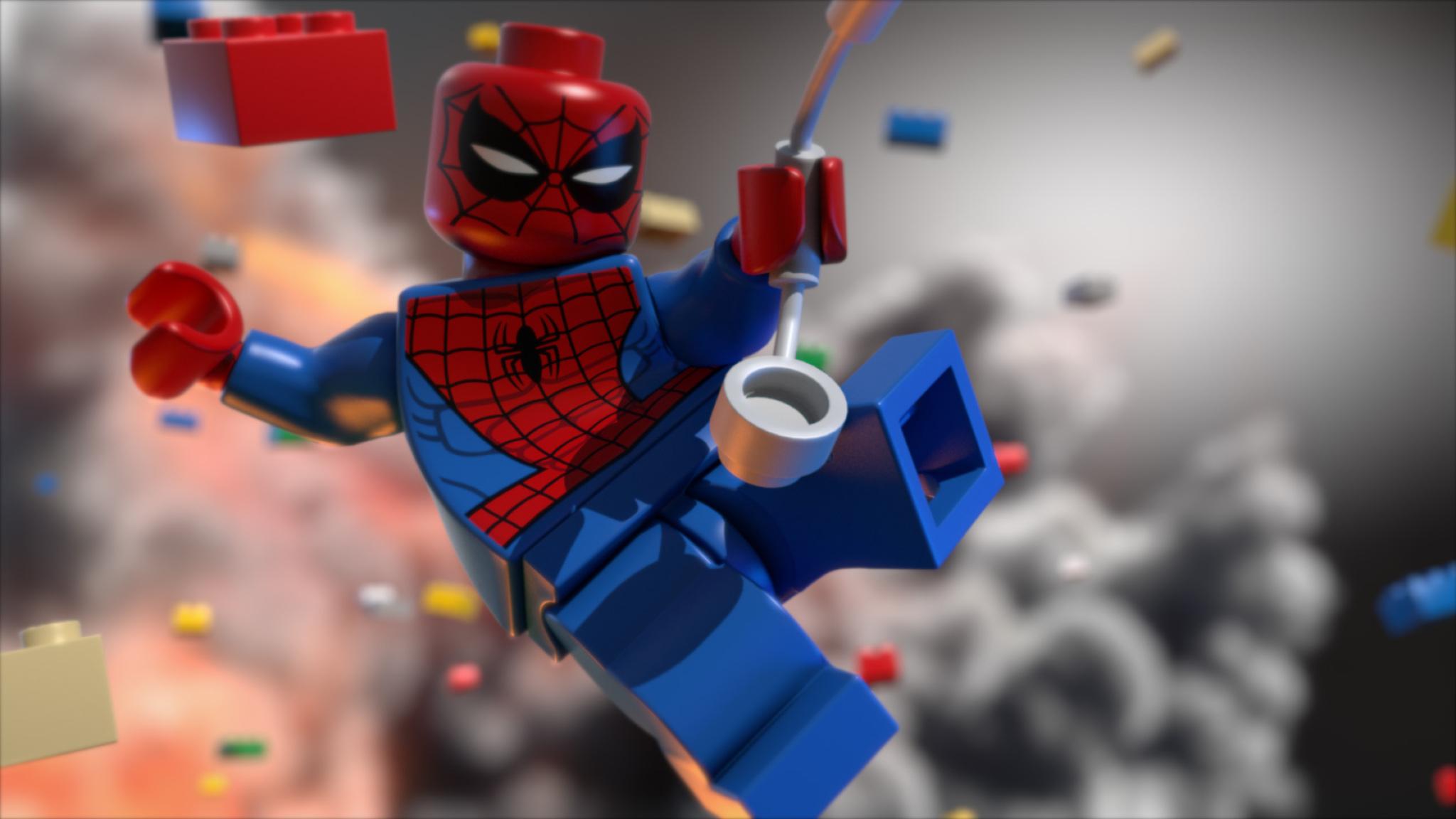 2048x1152 lego spiderman 2048x1152 resolution hd 4k wallpapers lego spidermang voltagebd Choice Image