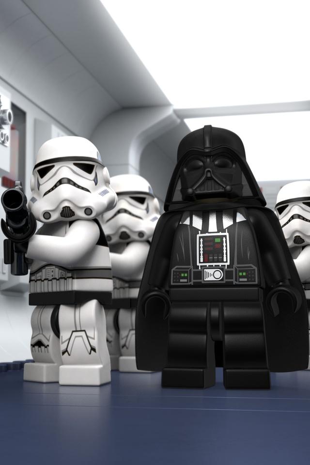 lego star wars droid tales stormtrooper p4