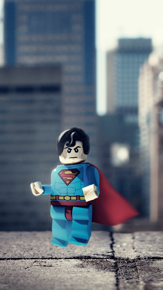 540x960 Lego Superman Hero 540x960 Resolution Hd 4k Wallpapers