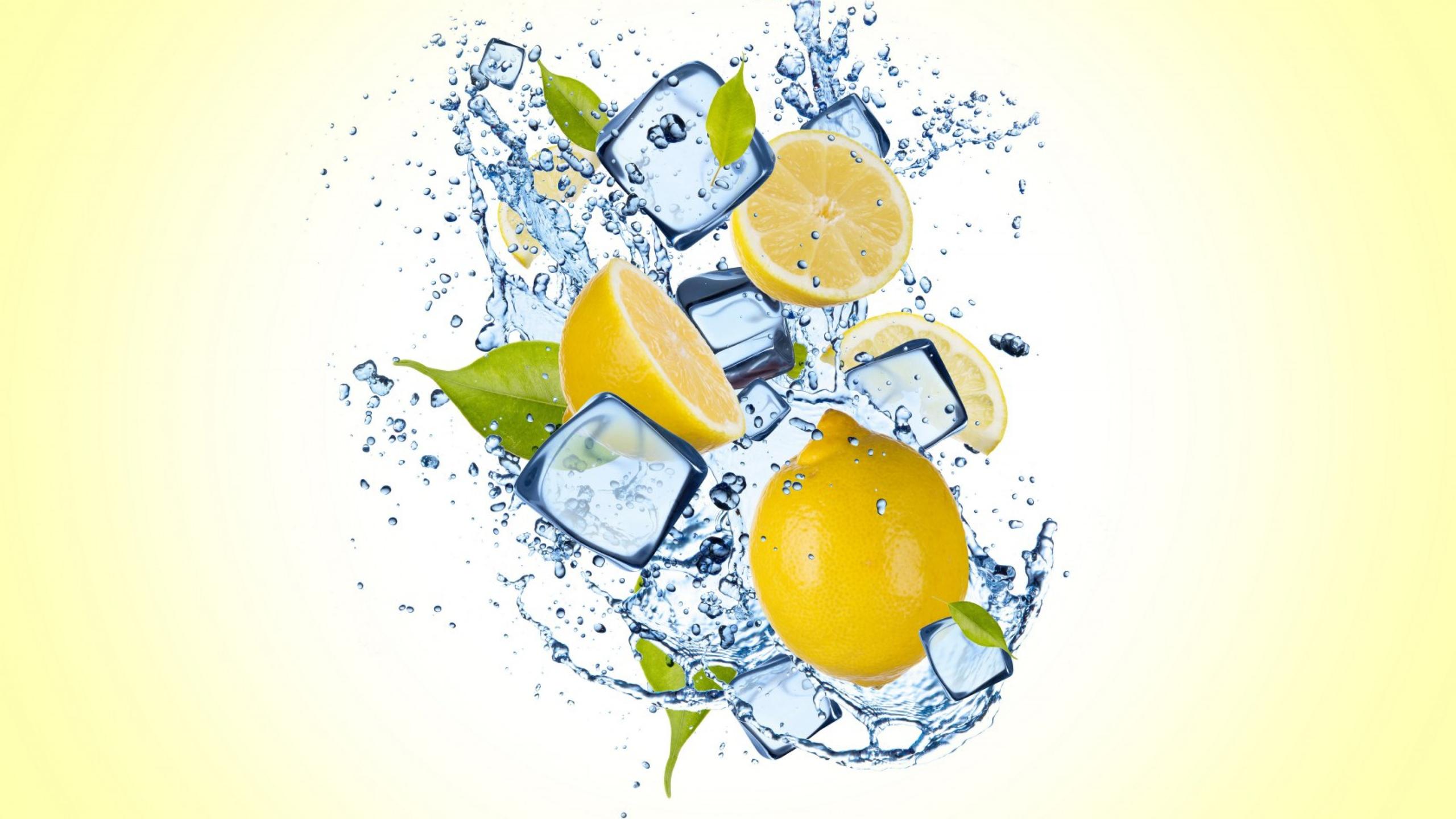 2560x1440 Lemon Ice Splash 1440p Resolution Hd 4k Wallpapers
