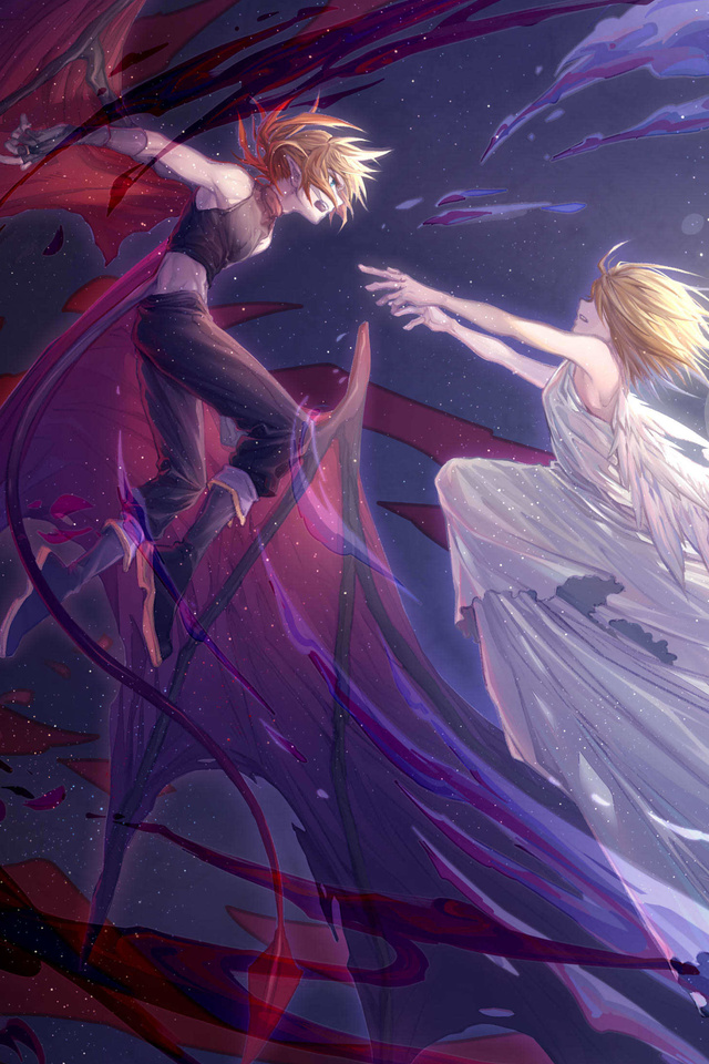 Len Kagamine Rin Vocaloid 16