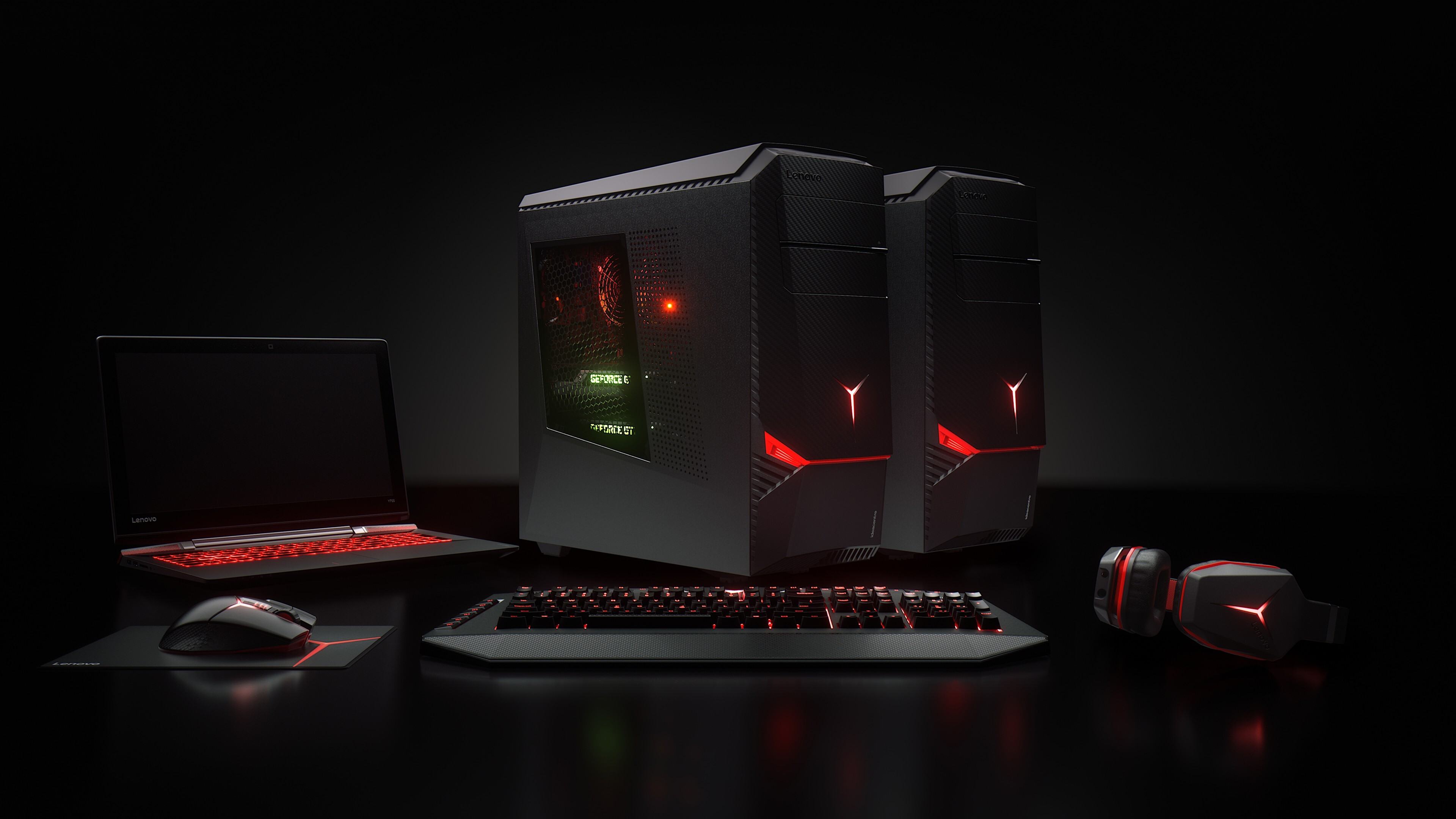 3840x2160 Lenovo Pro Gaming Pc 4k Hd 4k Wallpapers Images