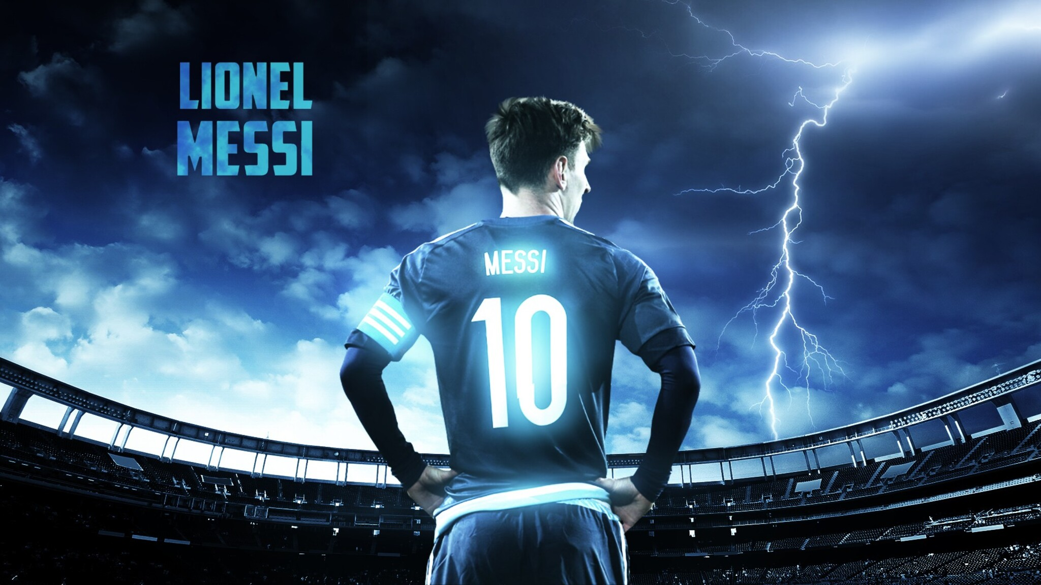 2048x1152 Leo Messi 2048x1152 Resolution Hd 4k Wallpapers Images