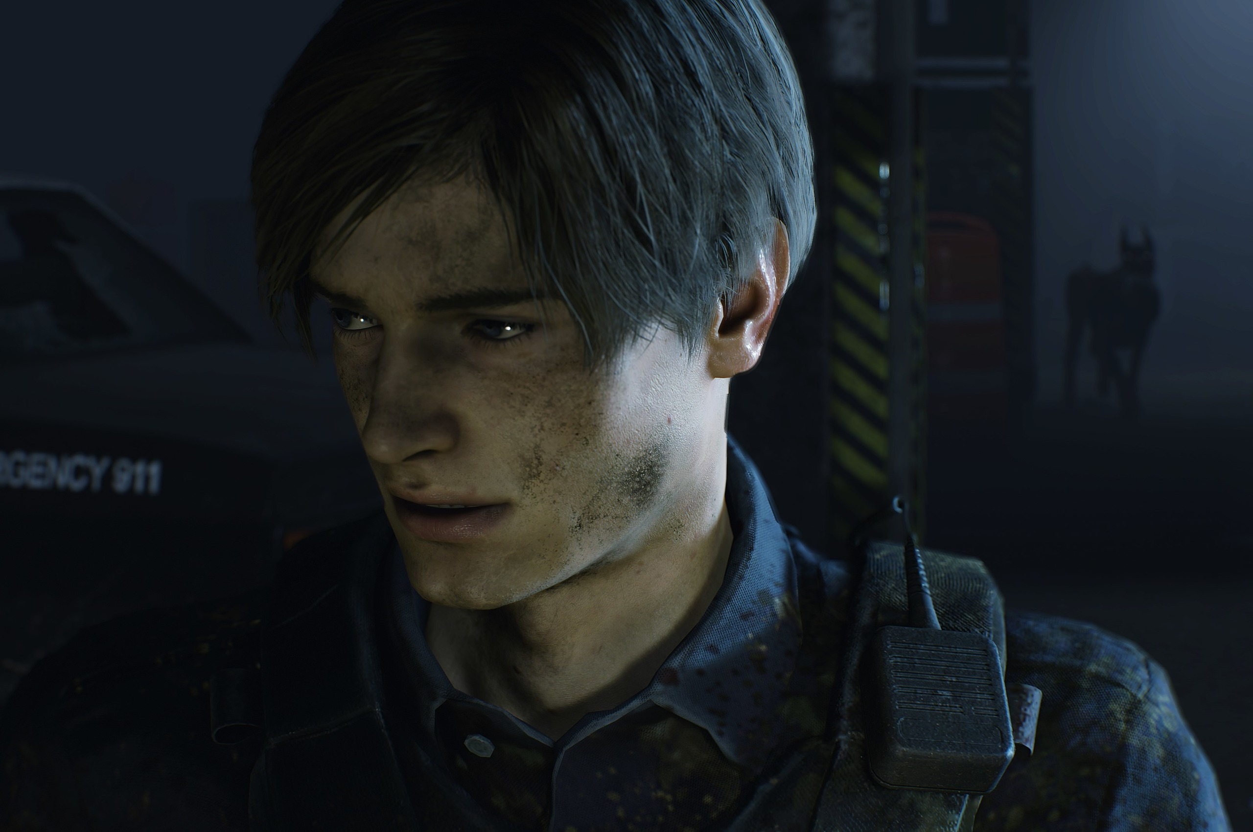 2560x1700 Leon Kennedy Resident Evil 2 2019 4k Chromebook Pixel Hd