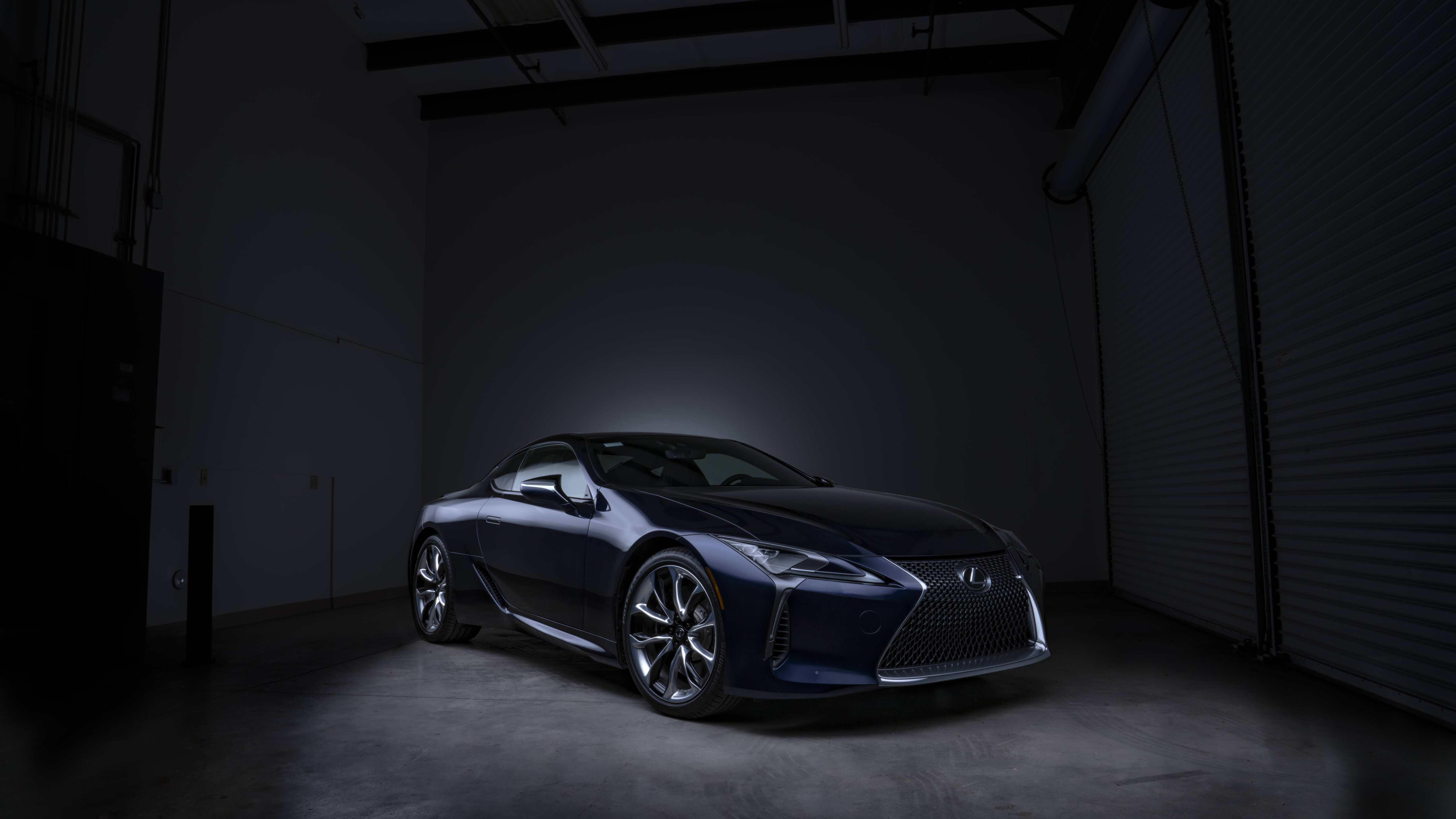 5120x2880 Lexus Black Panther Lc 500 Photoshoot 5k Hd 4k