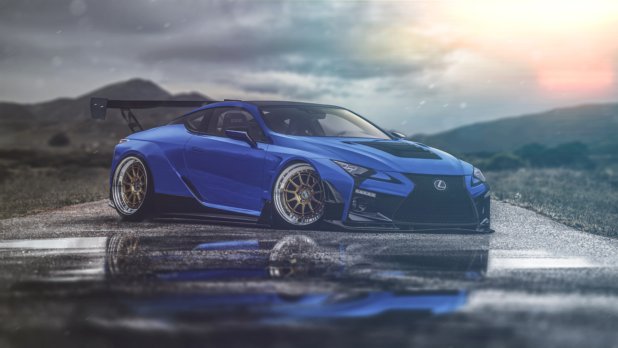 2048x1152 Lexus Lc 500 2048x1152 Resolution Hd 4k Wallpapers Images