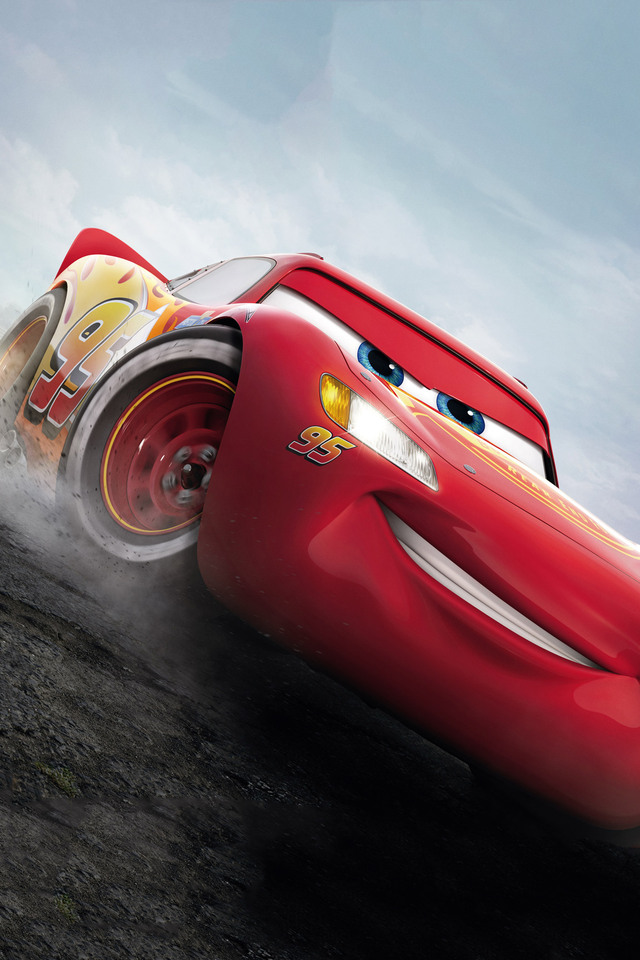 640x960 Lightning McQueen Cars 3 iPhone 4, iPhone 4S HD 4k ...