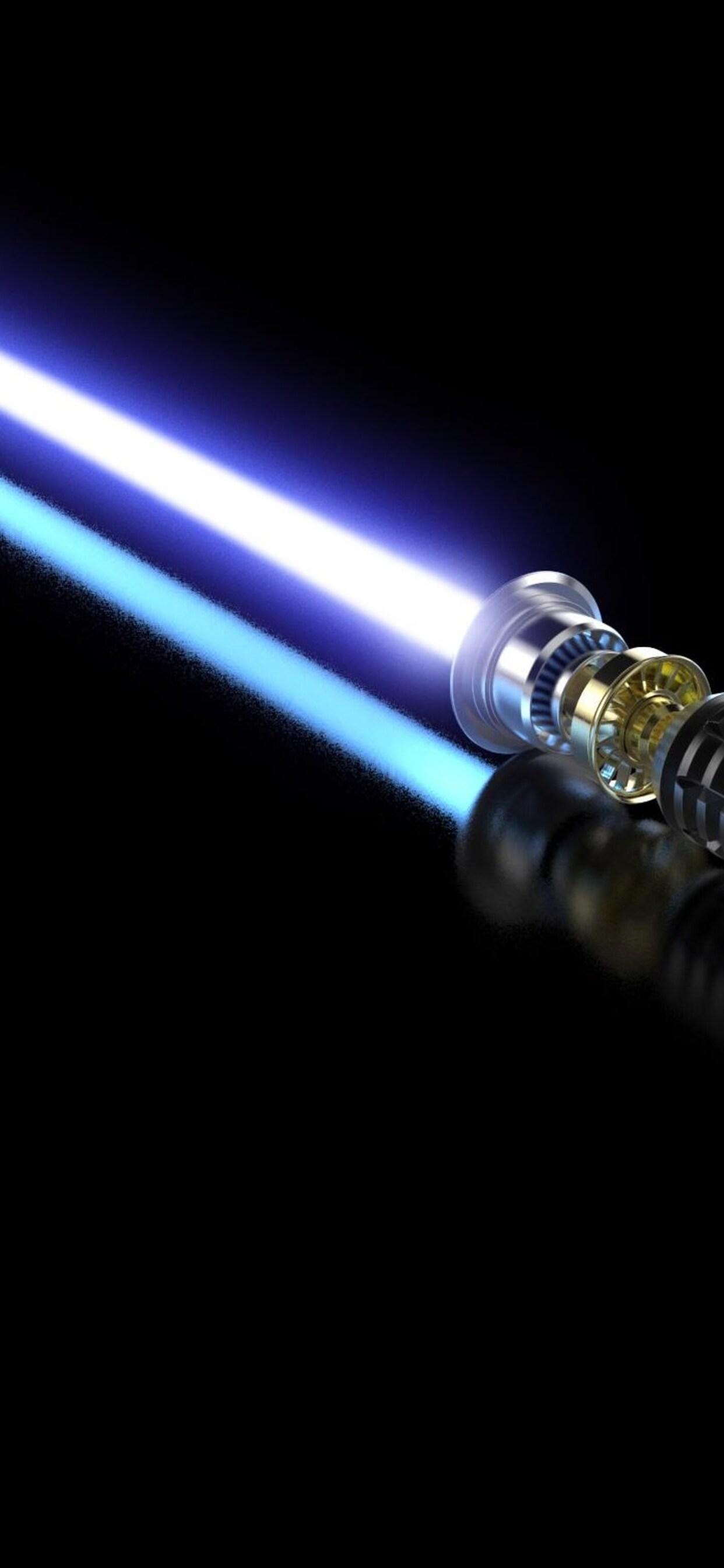 1242x2688 Lightsaber Star Wars Iphone Xs Max Hd 4k