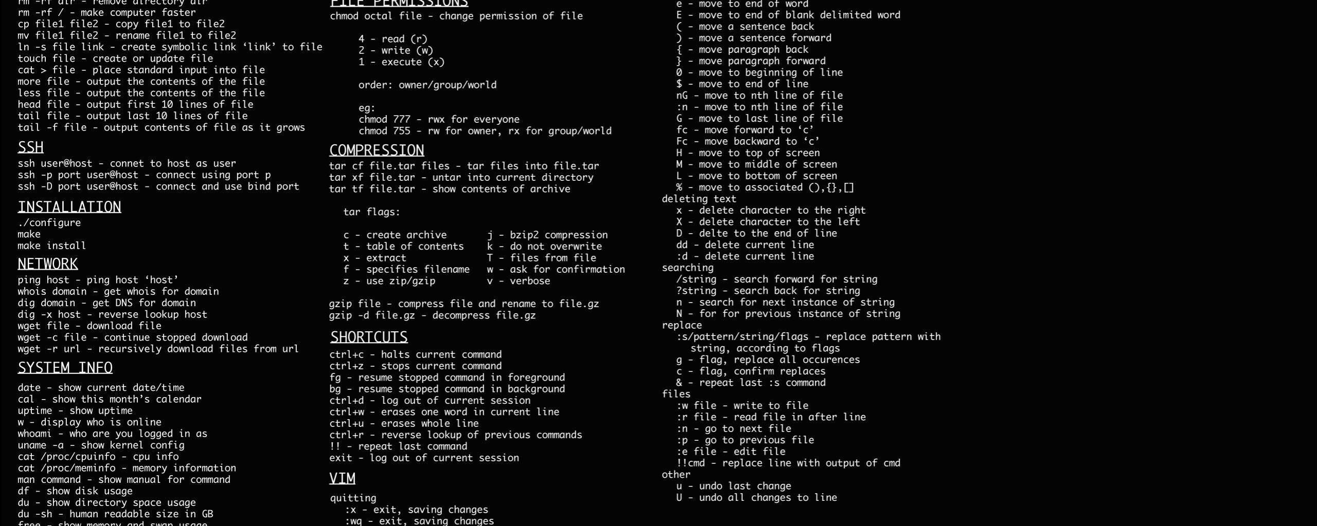 2560x1024 Linux Dark Command Line 2560x1024 Resolution HD 4k