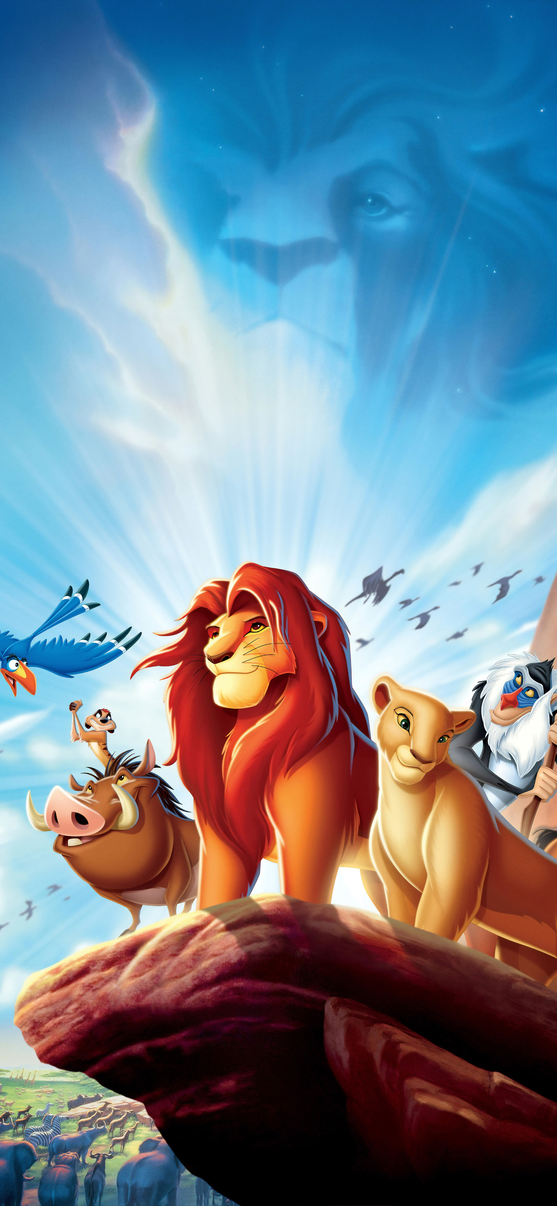 1125x2436 Lion King 1994 Iphone Xs Iphone 10 Iphone X Hd 4k