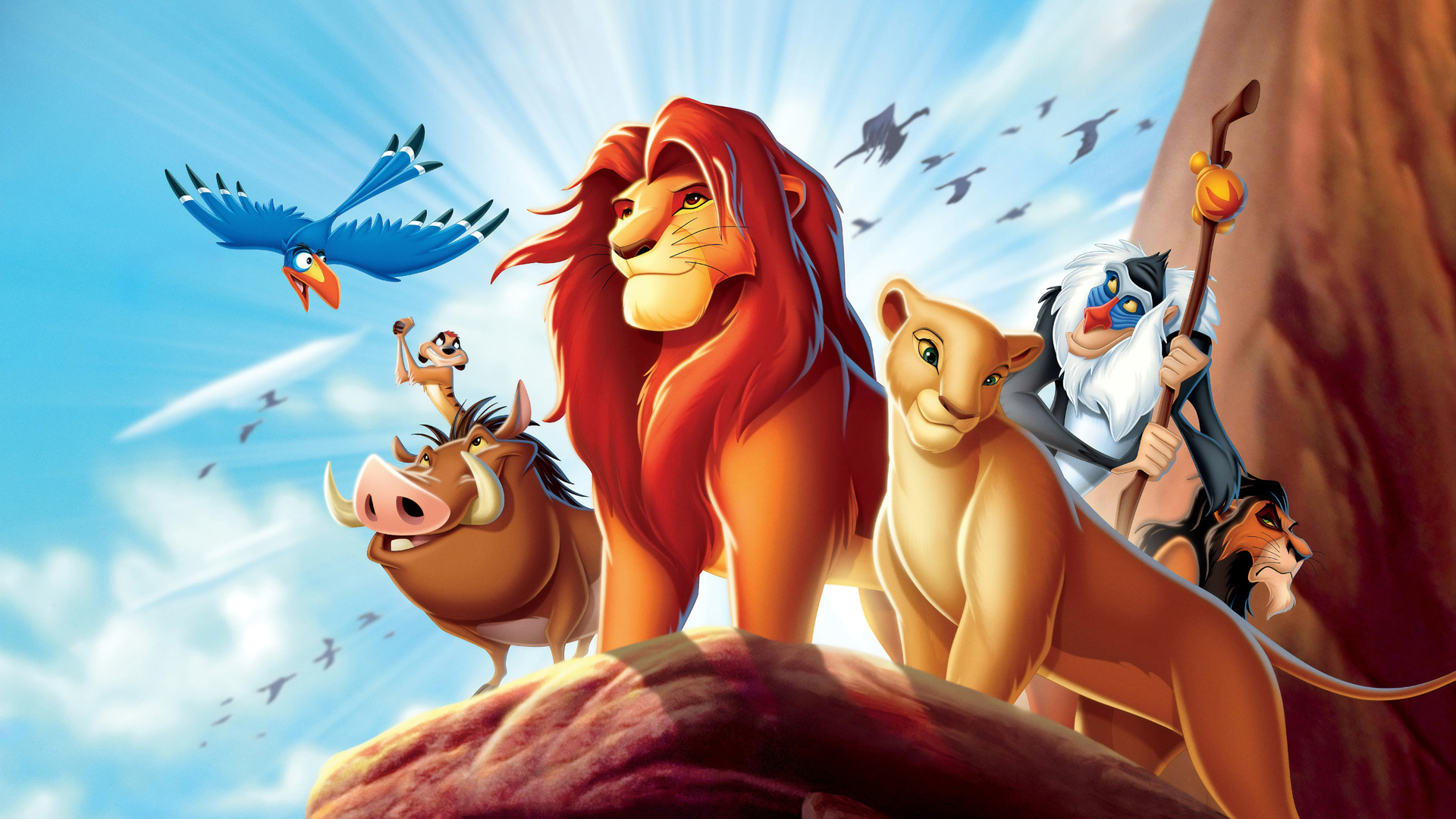1920x1080 Lion King 1994 Laptop Full Hd 1080p Hd 4k Wallpapers