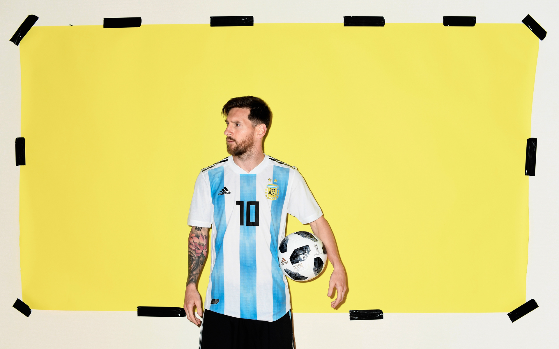 1920x1200 Lionel Messi Argentina Portrait 2018 1080p Resolution Hd 4k Wallpapers Images Backgrounds Photos And Pictures