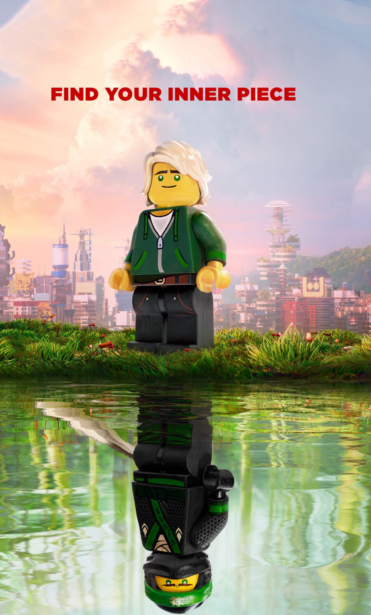 Lloyd Garmadon The Lego Ninjago Movie 7d