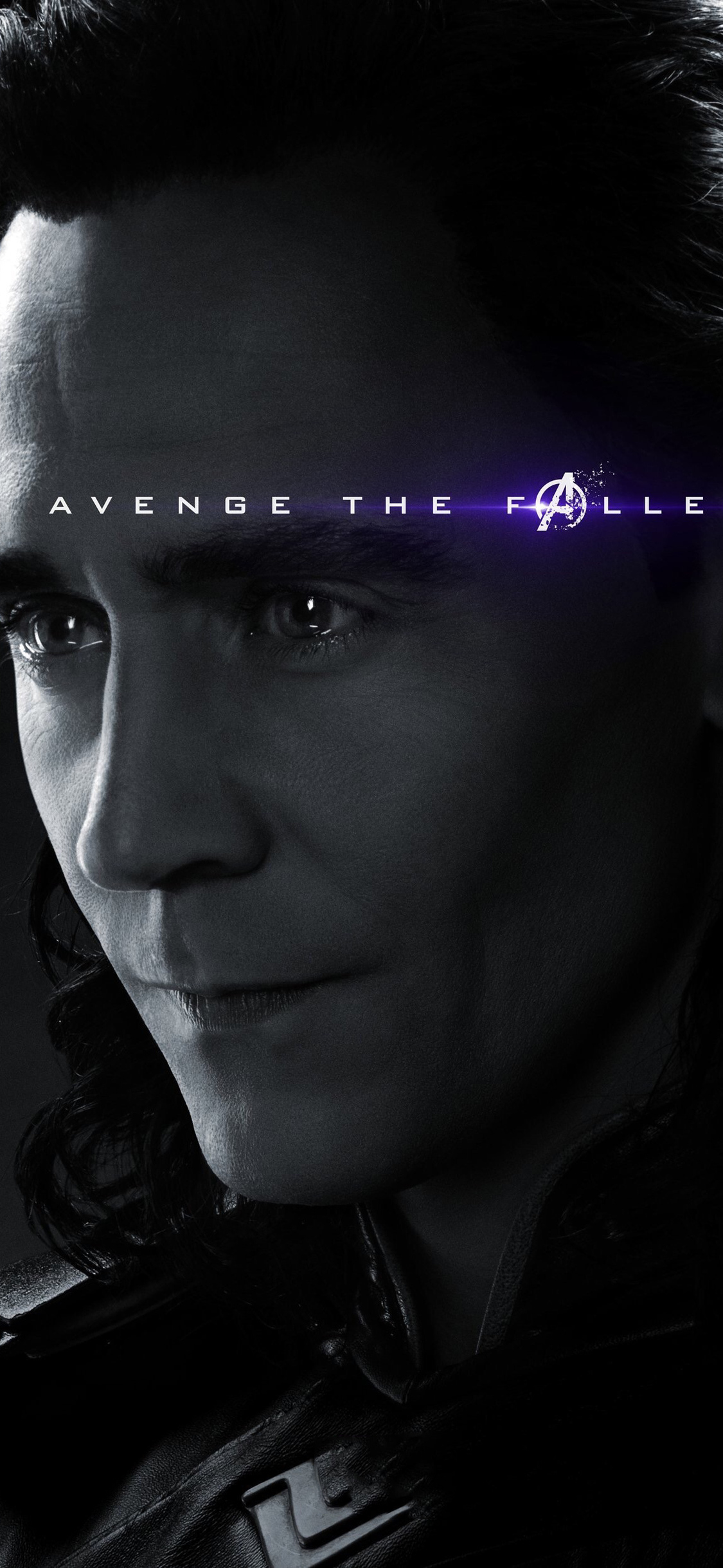 1125x2436 Loki Avengers Endgame 2019 Poster Iphone Xsiphone