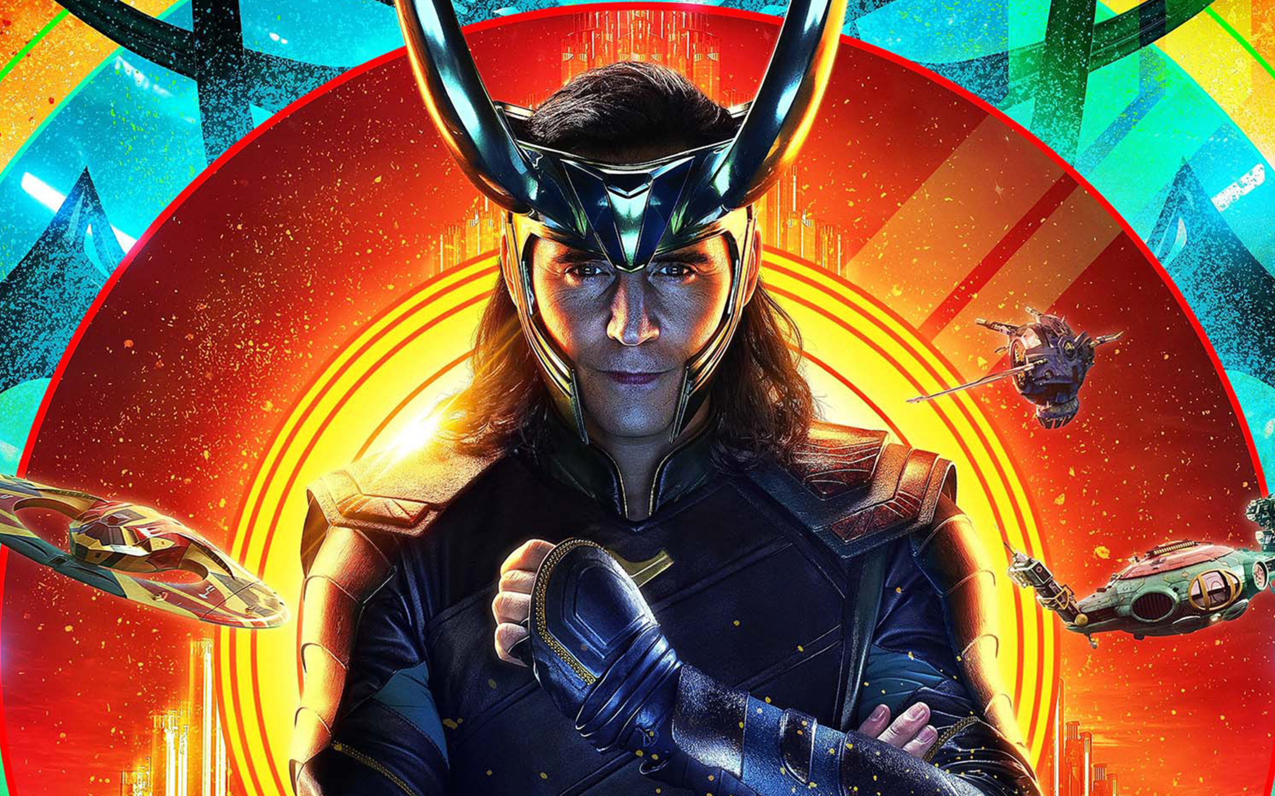 2560x1600 Loki In Thor Ragnarok 2017 2560x1600 Resolution Hd 4k Wallpapers Images Backgrounds Photos And Pictures