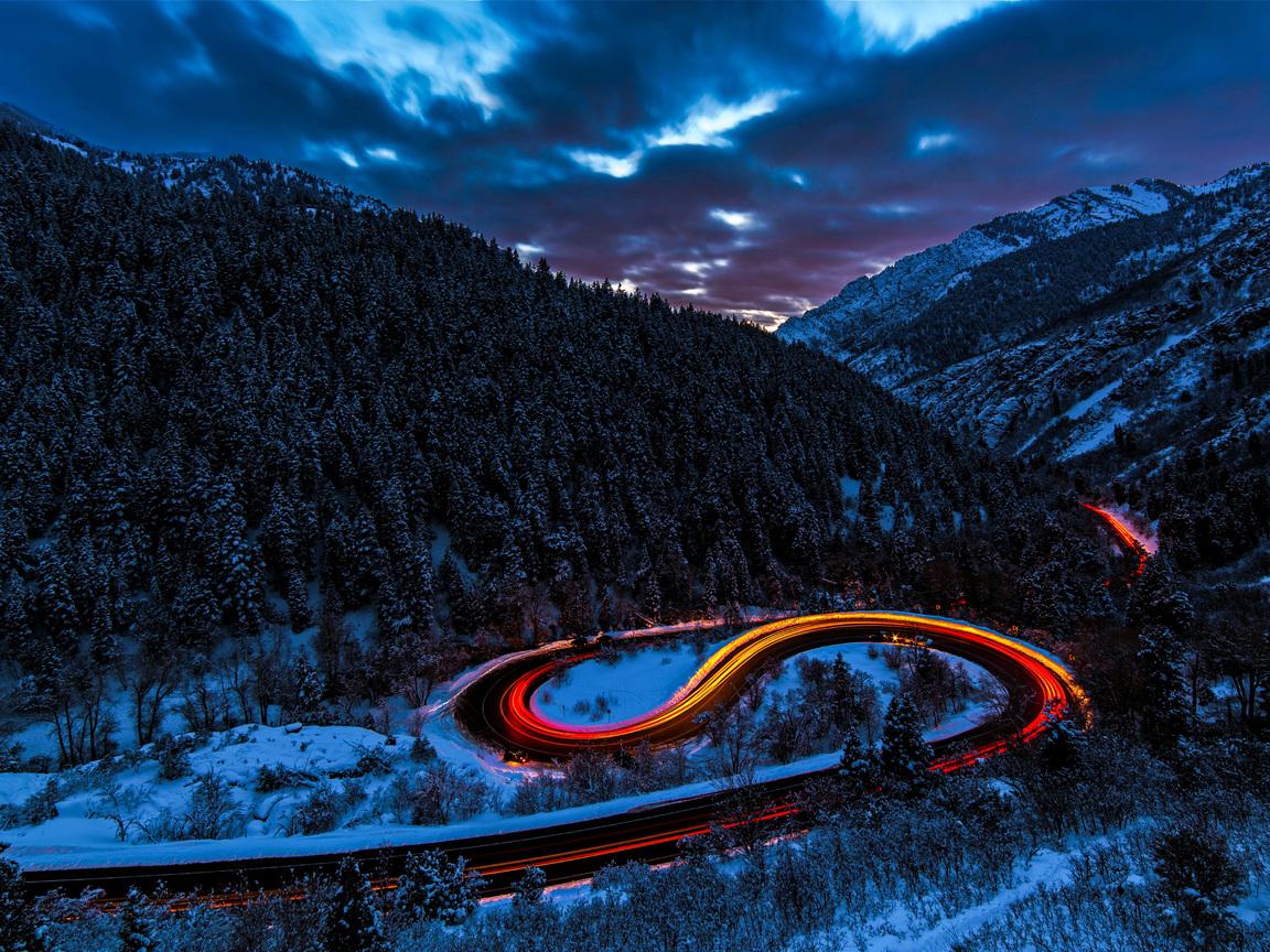 long-exposure-lights-road-forest-snow-5k-6r.jpg