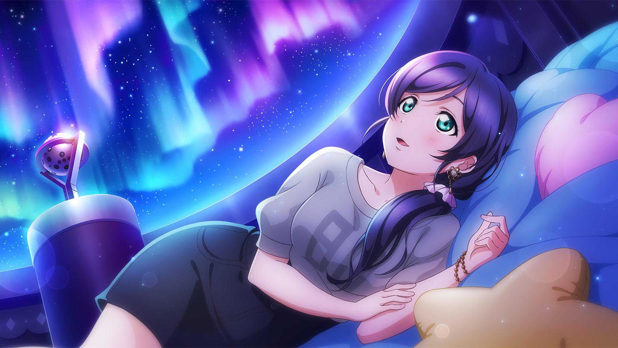 2048x1152 Love Live Series Anime Girl 4k 2048x1152 Resolution Hd 4k Wallpapers Images Backgrounds Photos And Pictures