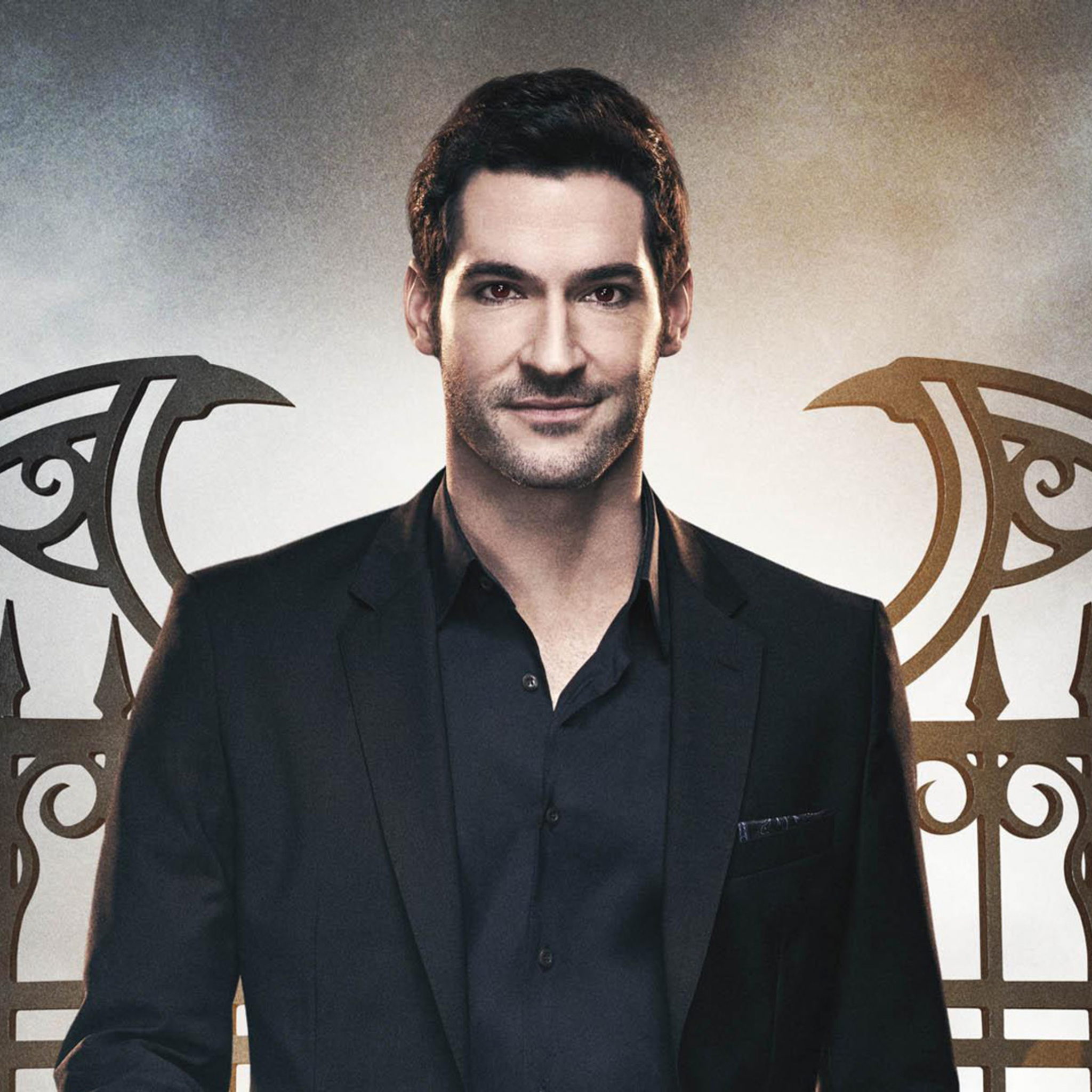 2048x2048 Lucifer Season 2 2016 Ipad Air HD 4k Wallpapers