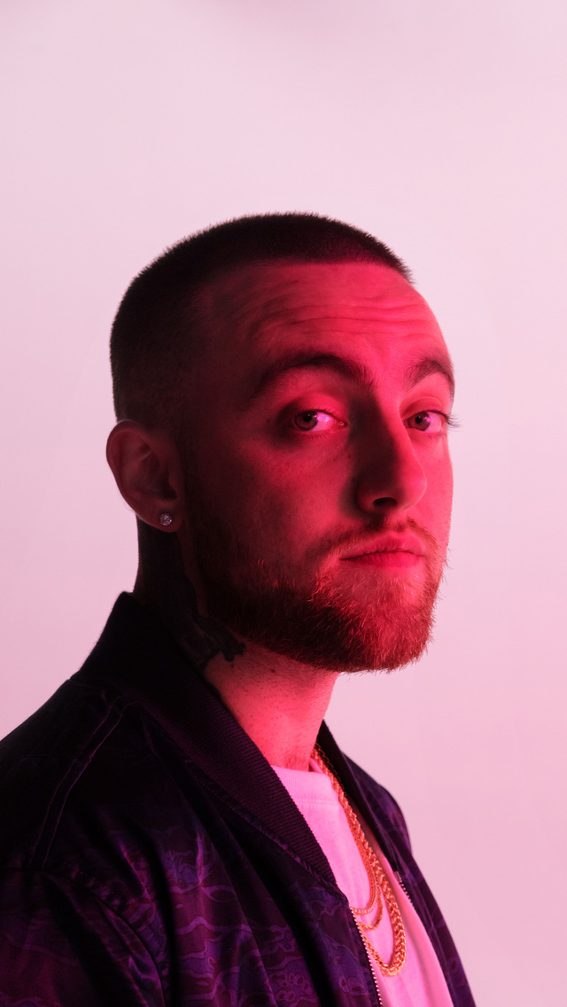 640x1136 Mac Miller 5k 2018 Iphone 55c5sse Ipod Touch Hd