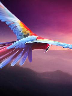 macaw-flight-digital-art-4k-e5.jpg