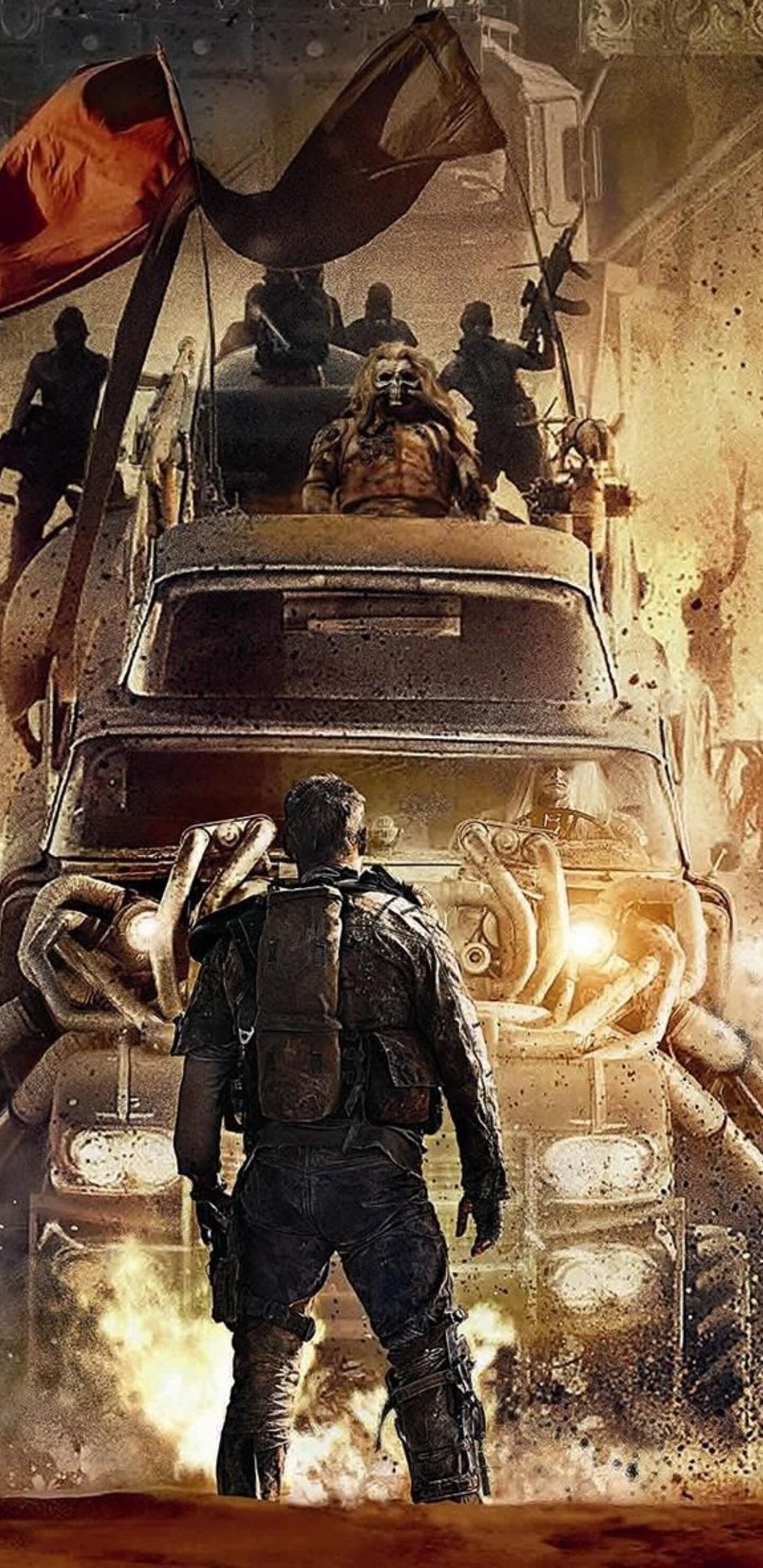 1440x2960 Mad Max Fury Road Movie Samsung Galaxy Note 98
