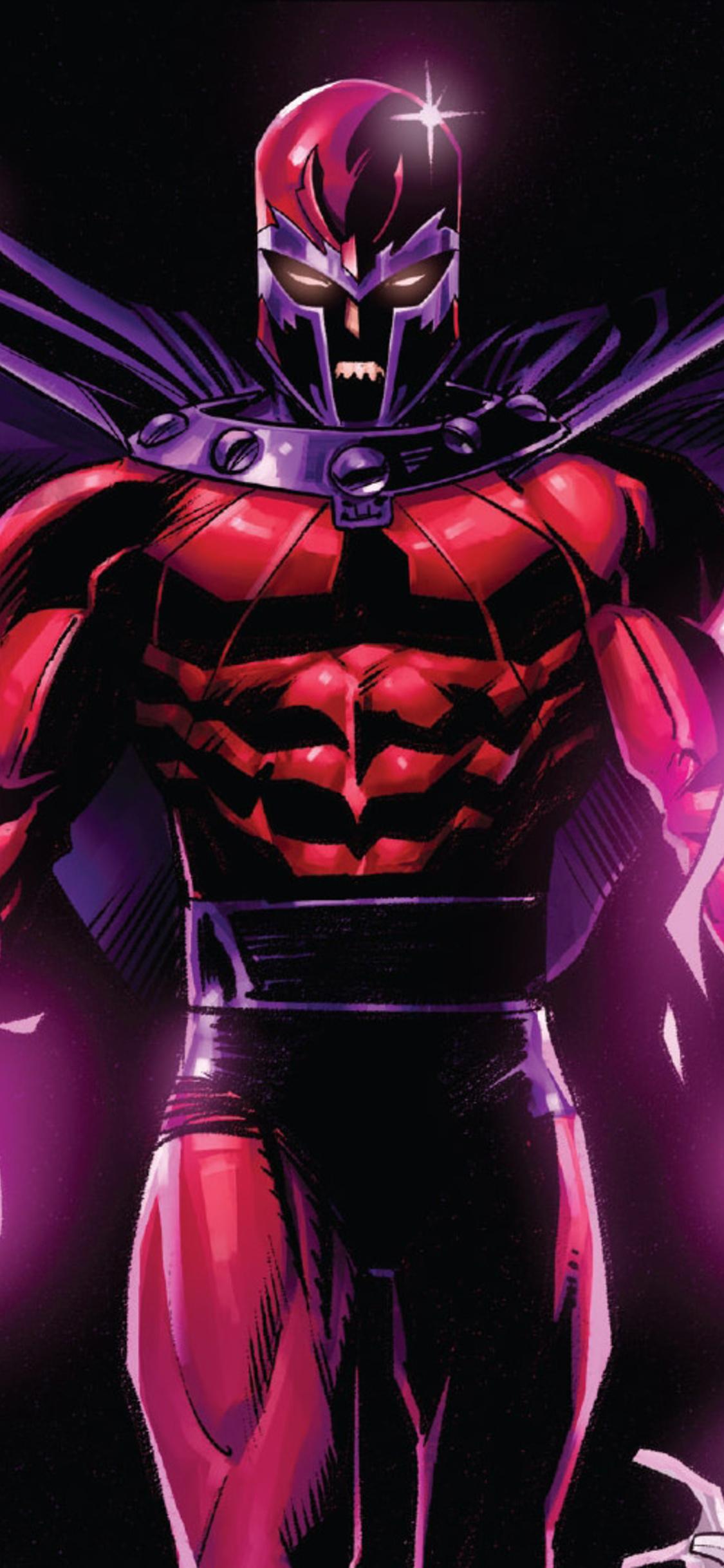 Magneto Marvel Comics Artwork N2