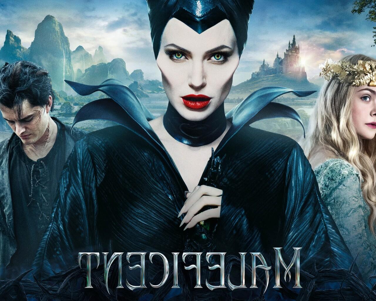 1280x1024 Maleficent Movie Hd 1280x1024 Resolution Hd 4k