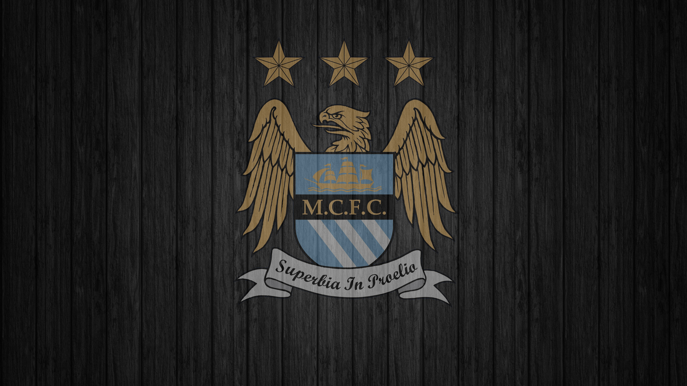 1366x768 Manchester City Logo 1366x768 Resolution HD 4k ...