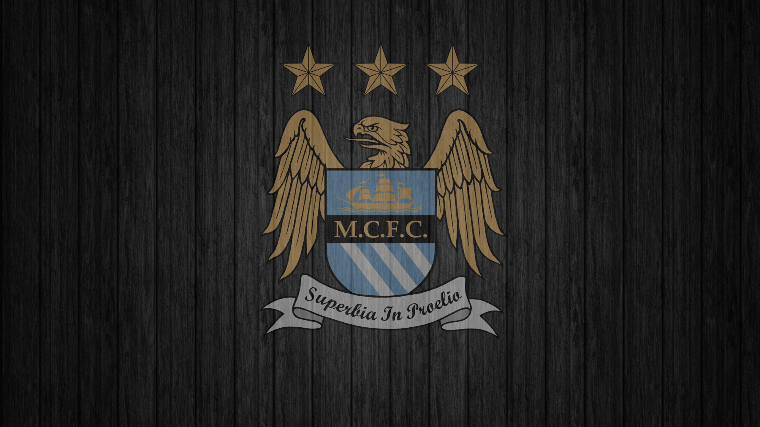 2560x1440 Manchester City Logo 1440p Resolution Hd 4k