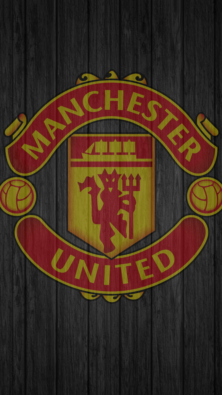 Download Wallpaper Iphone 6 Manchester United HD