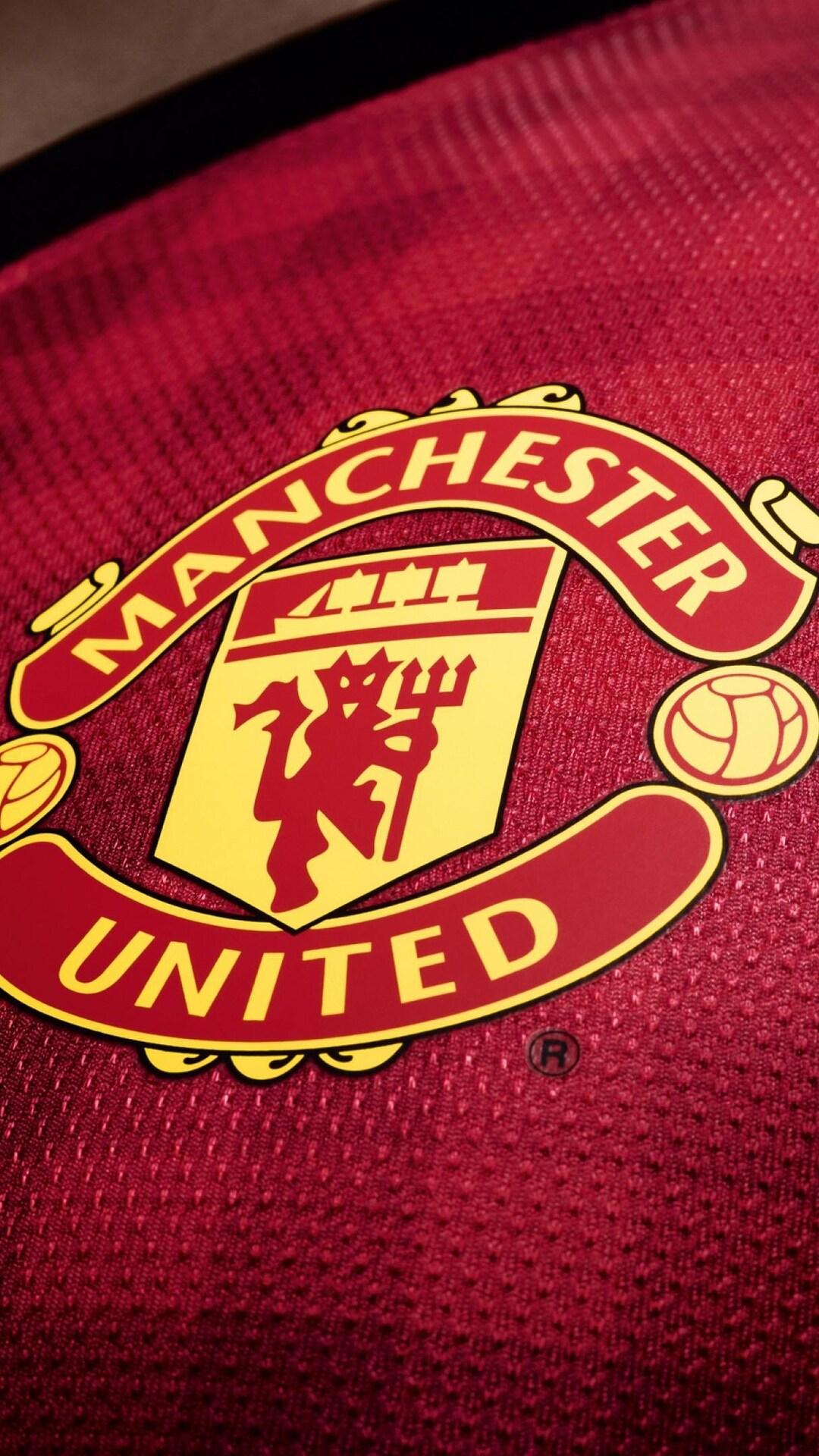 1080x1920 Manchester United Logo Iphone 7 6s 6 Plus Pixel