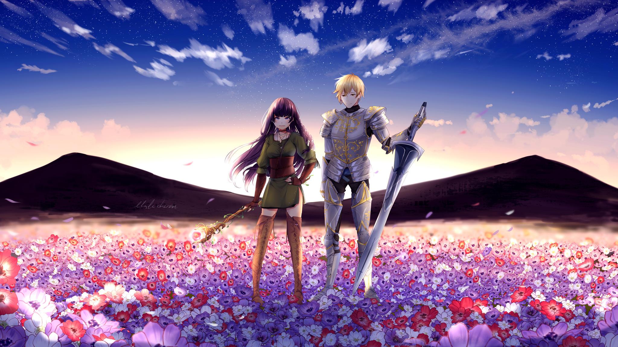 2048x1152 Manga And Anime 2048x1152 Resolution Hd 4k