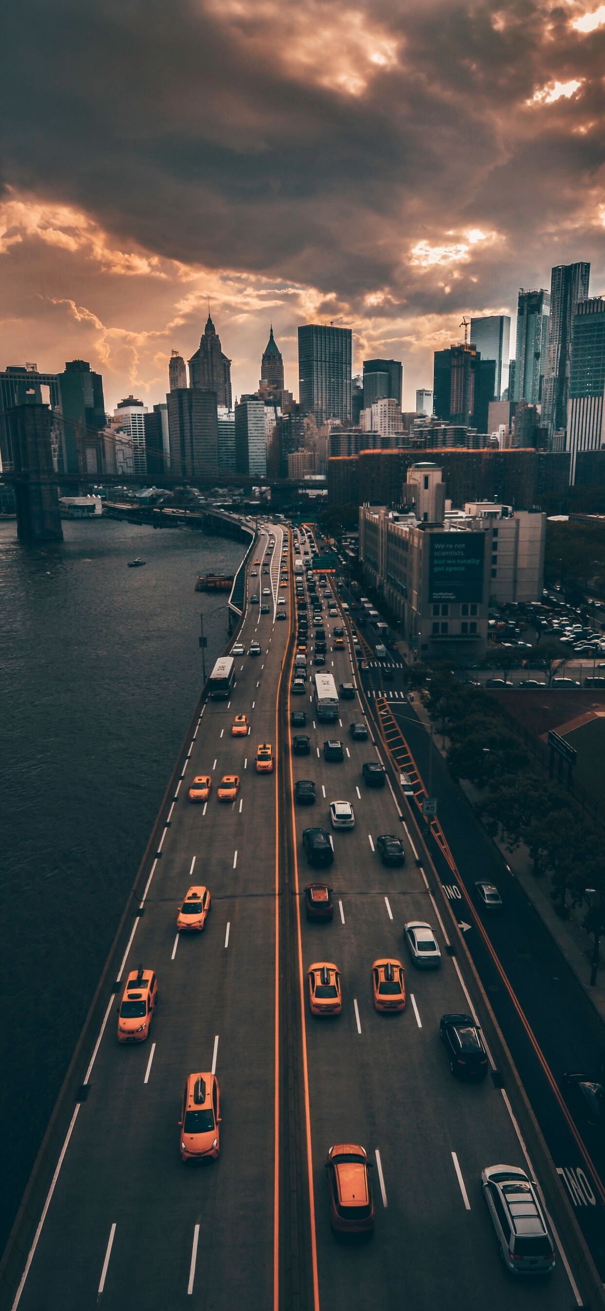 1242x2688 Manhattan New York City 4k Iphone Xs Max Hd 4k Wallpapers