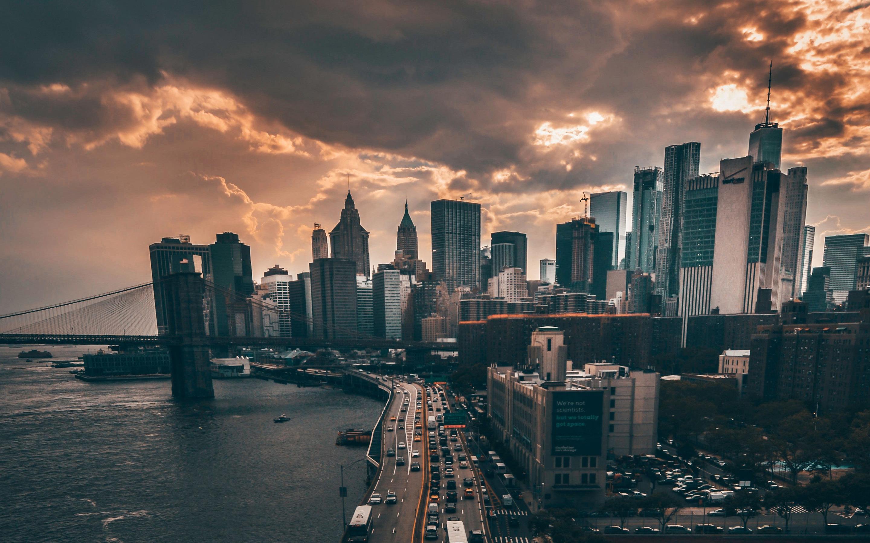 2880x1800 Manhattan New York City 4k Macbook Pro Retina Hd 4k