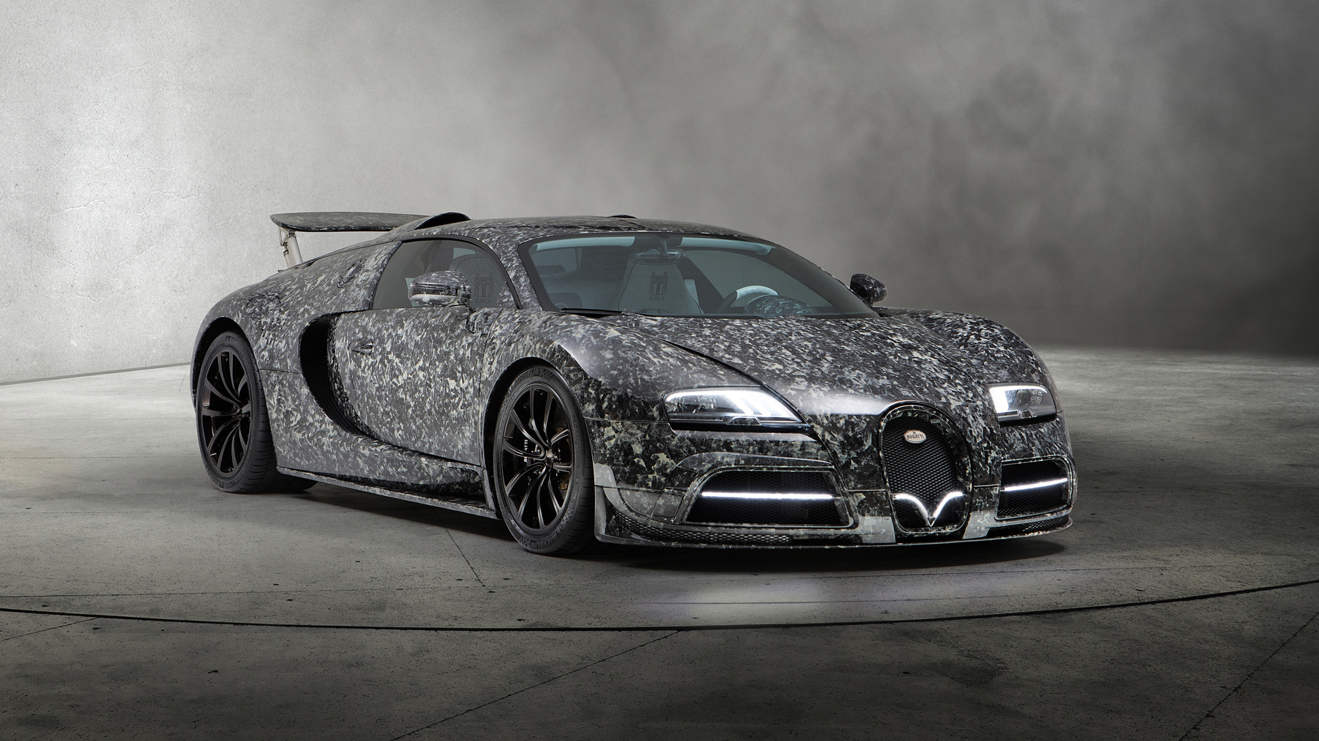 1920x1080 Mansory Bugatti Veyron Vivere Diamond Edition 2018 Laptop