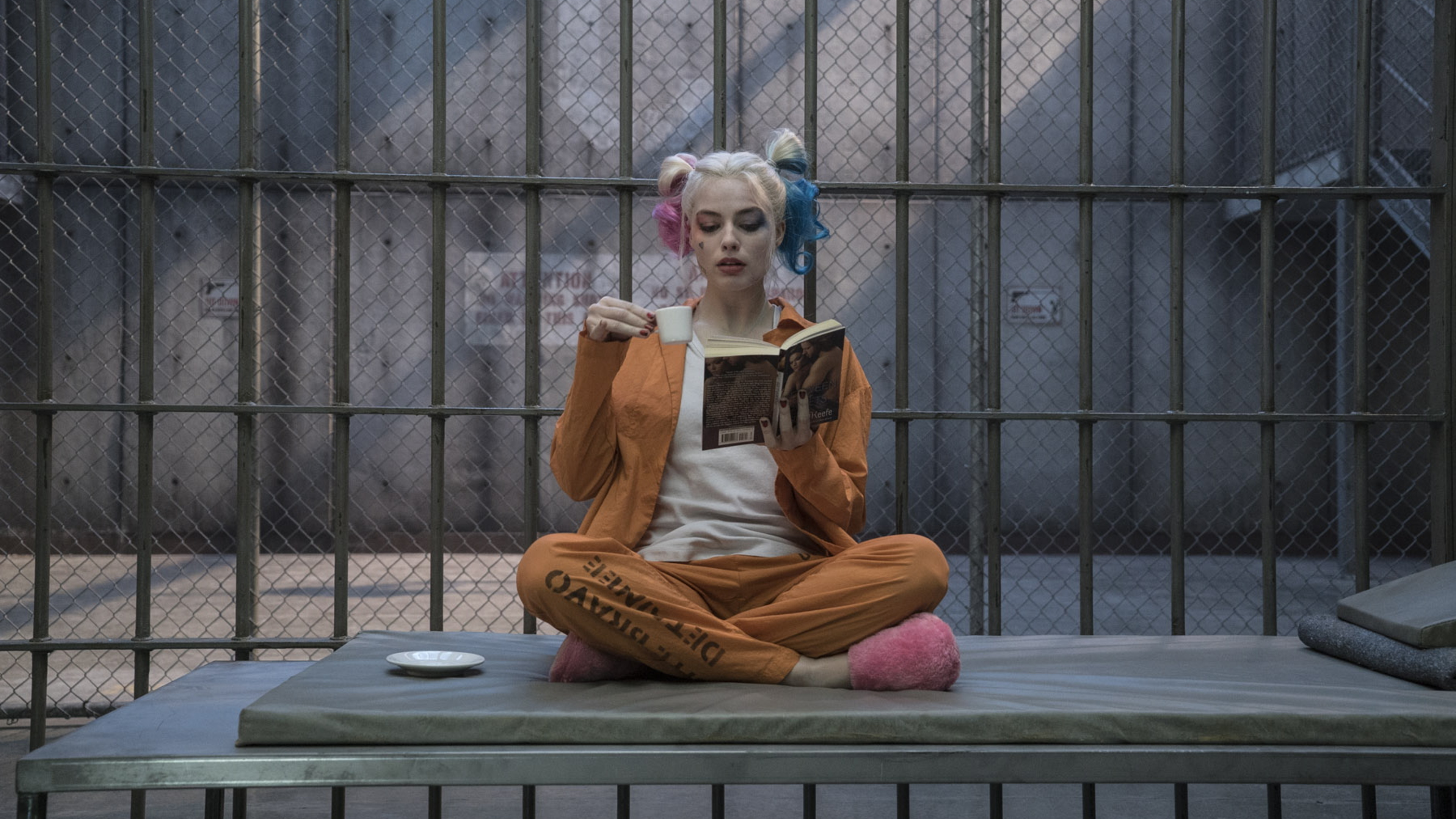 3840x2160 Margot Robbie Suicide Squad 4k Hd 4k Wallpapers Images Backgrounds Photos And Pictures