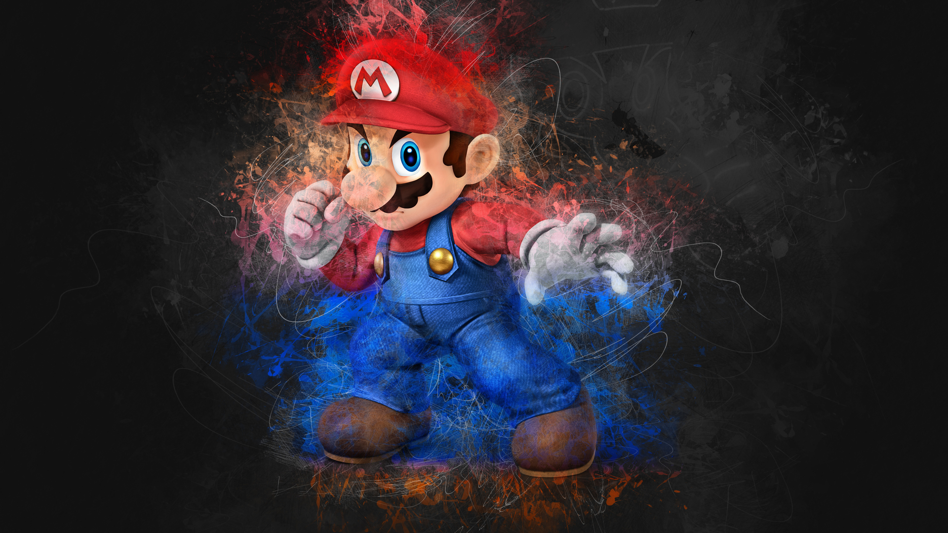 Wallpapers Mario Bros Full Hd