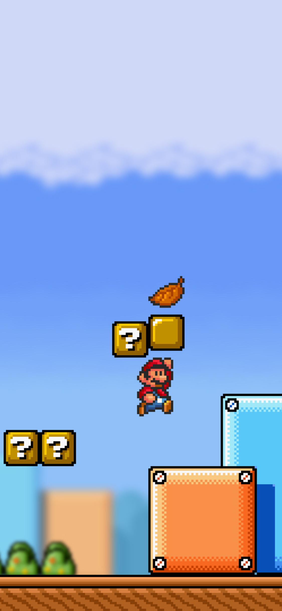 1125x2436 Mario Game Hd Iphone Xs Iphone 10 Iphone X Hd 4k