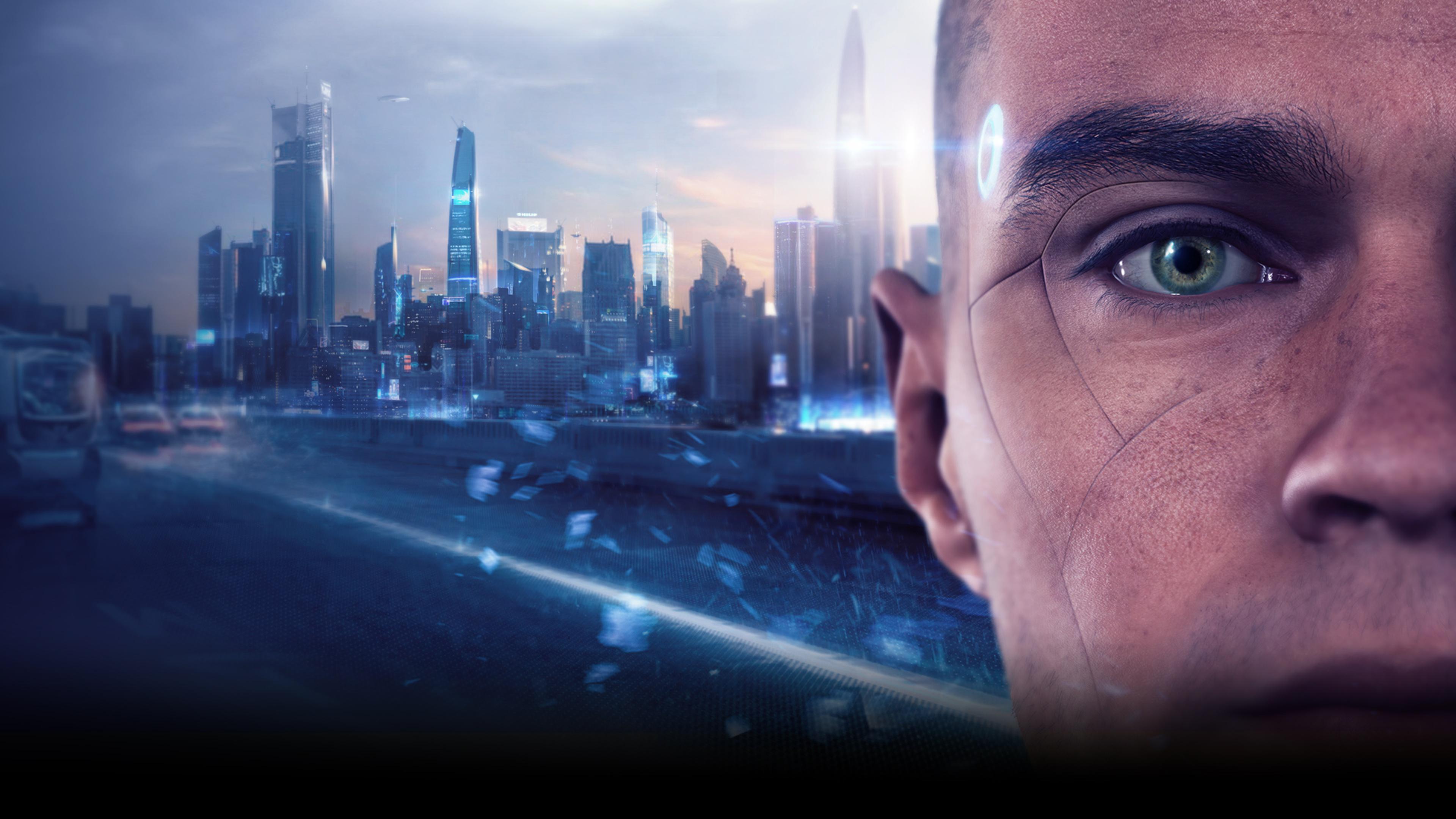 Detroit Become Human Hd Wallpaper: 3840x2160 Markus Detroit Become Human 2018 4k HD 4k
