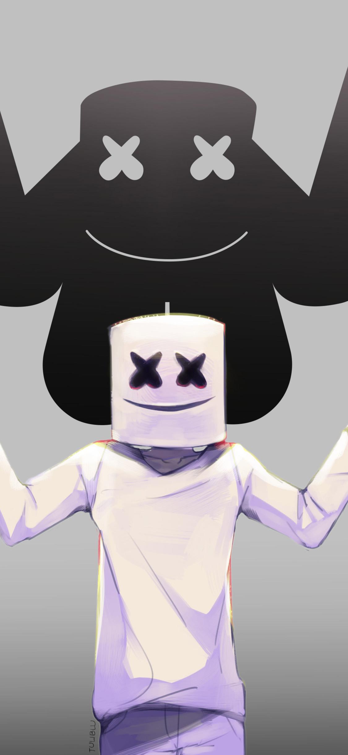 Marshmello Dj Artwork Iphone Xsiphone Iphone X