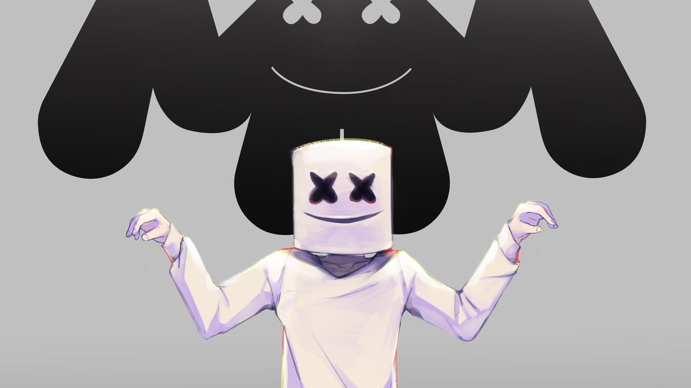 Marshmello Dj Artwork Img Jpg