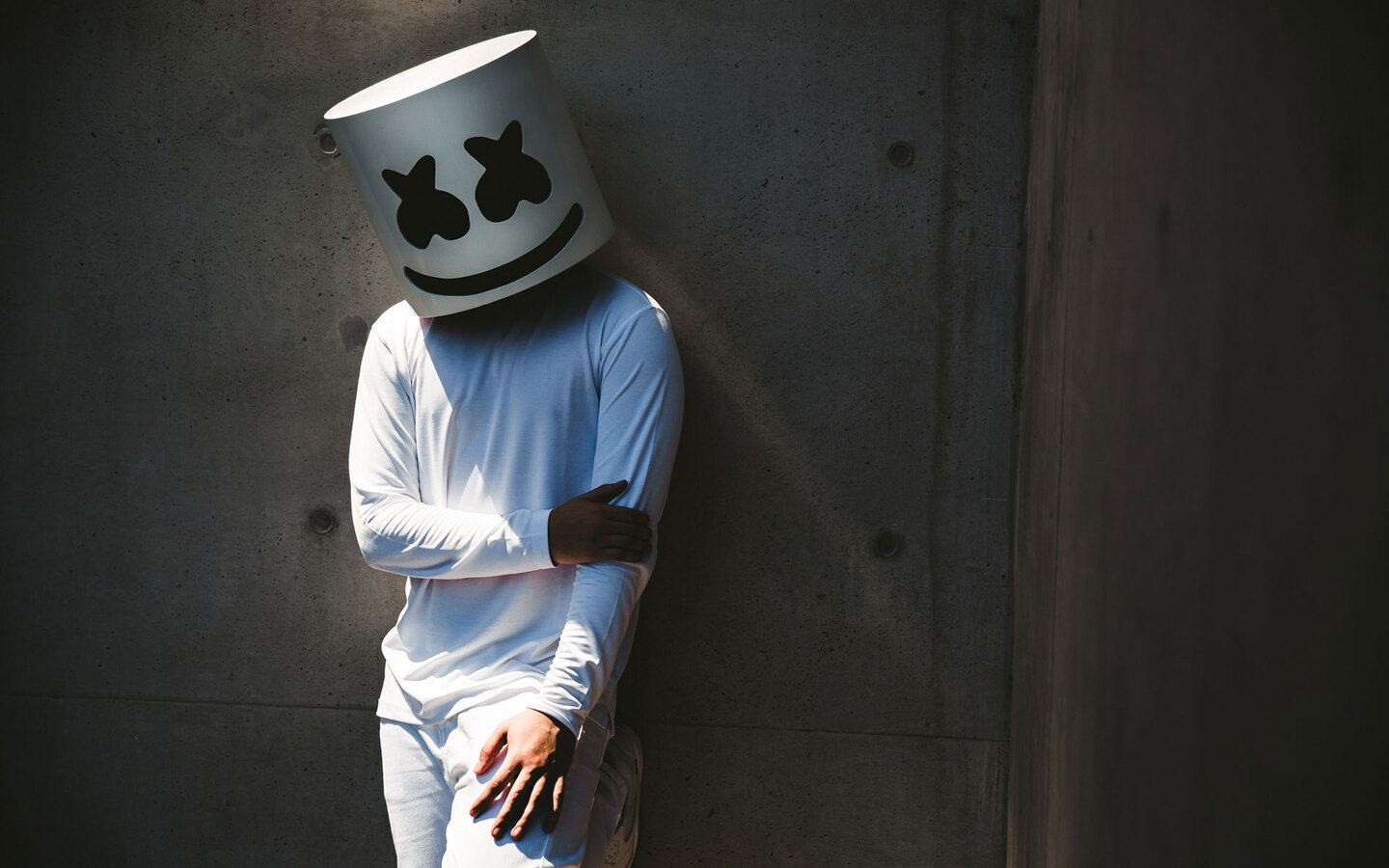 1440x900 Marshmello 1440x900 Resolution HD 4k Wallpapers ...