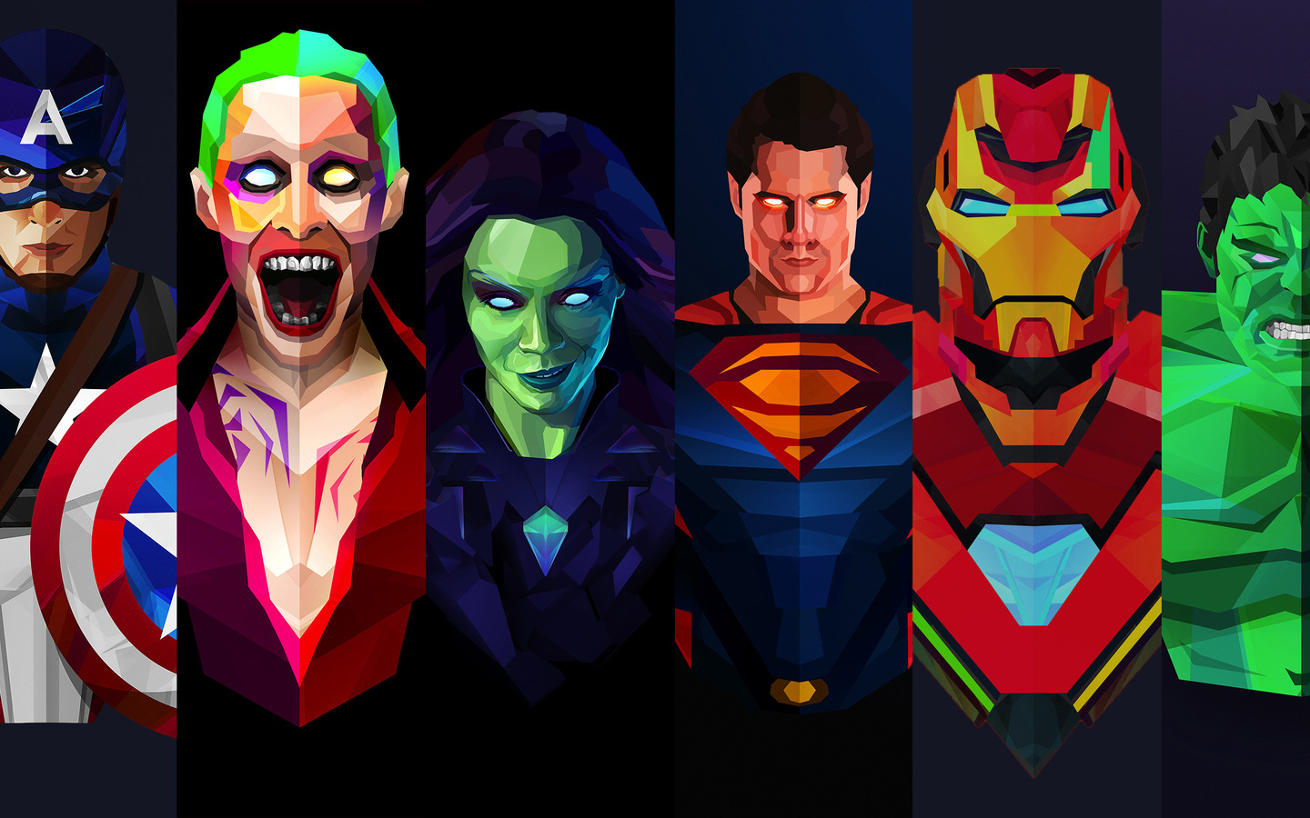 1440x900 marvel and dc artwork 1440x900 resolution hd 4k wallpapers images backgrounds photos - Marvel and dc wallpapers ...