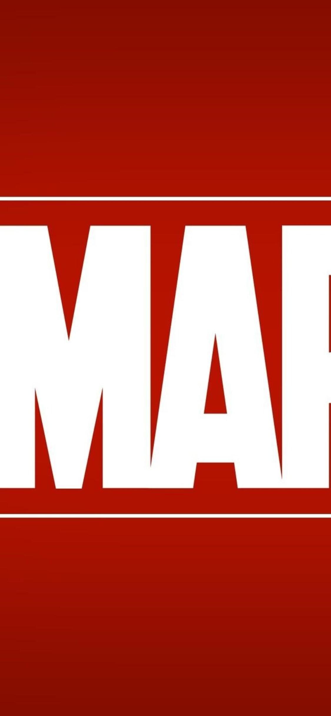 1125x2436 marvel comics logo iphone x iphone 10 hd 4k wallpapers rh hdqwalls com marvel logo font free download marvel logo font free download