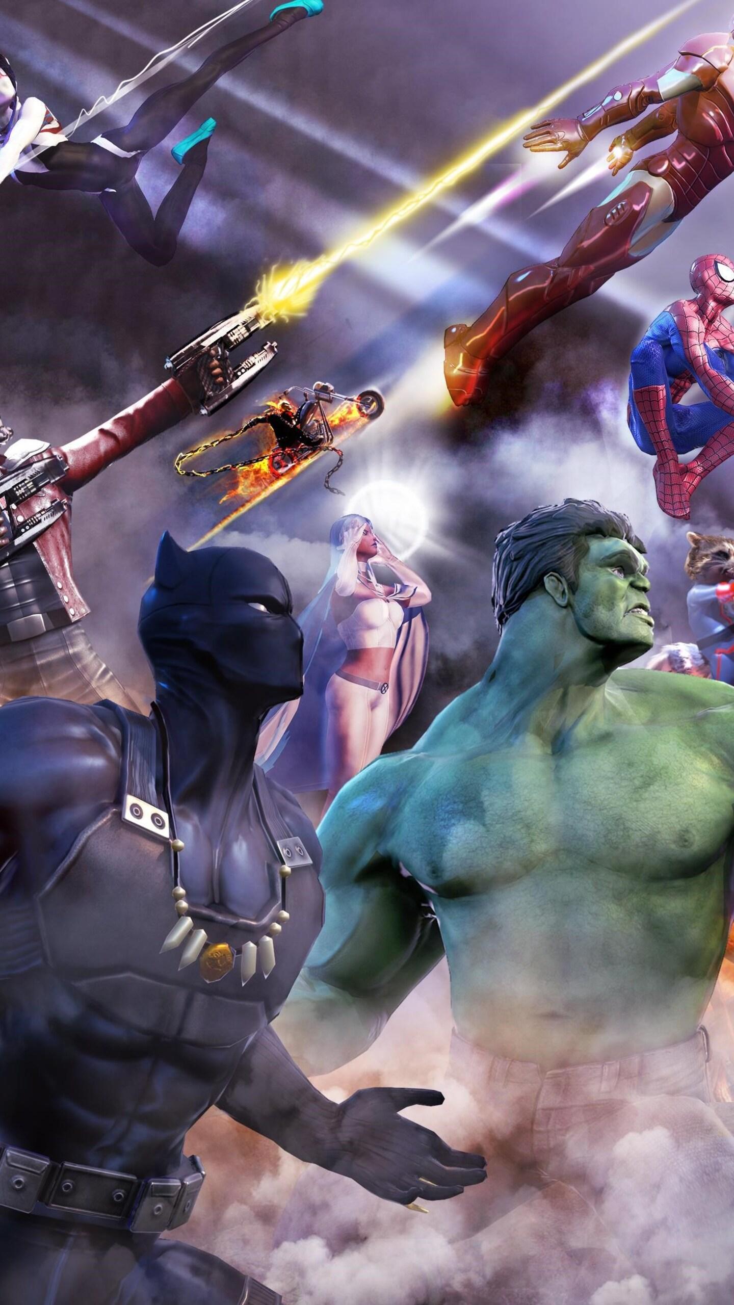 <b>Marvel Wallpapers</b> HD