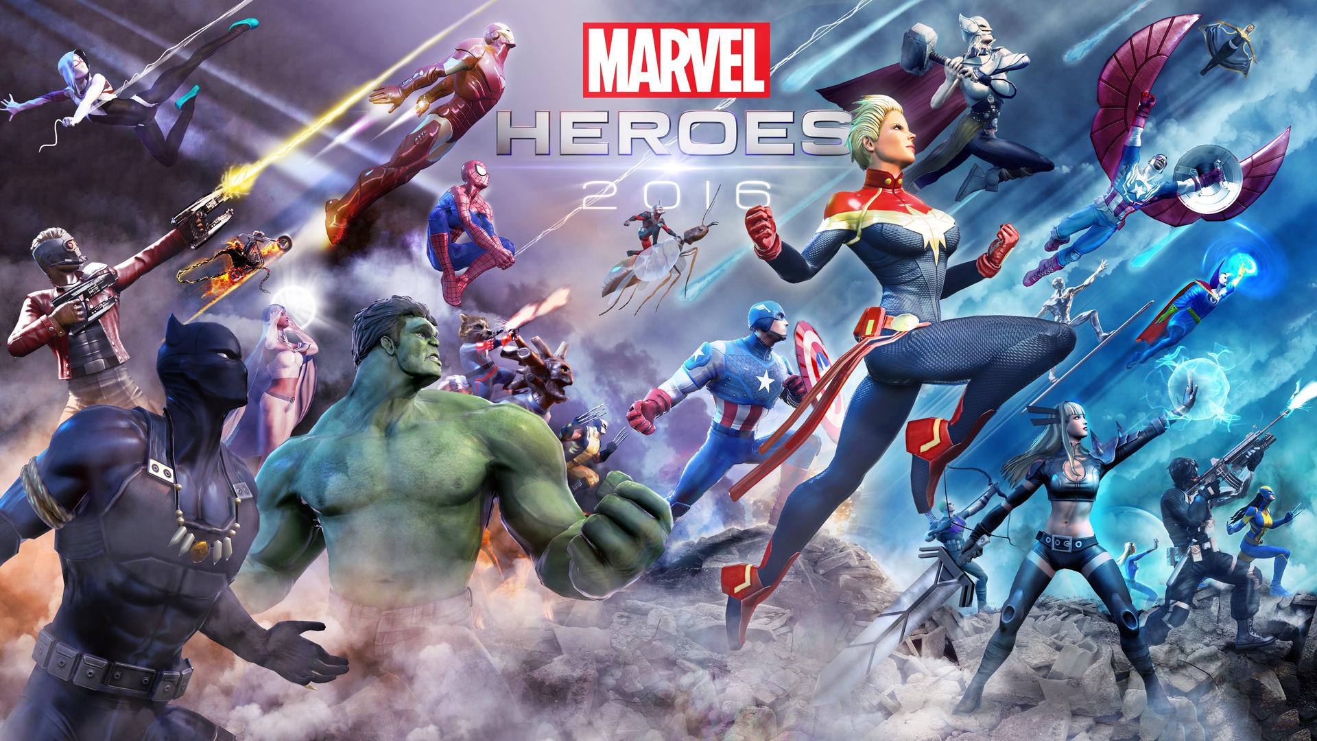 1920x1080 Marvel Heroes 5k 2018 Laptop Full HD 1080P HD 4k ...