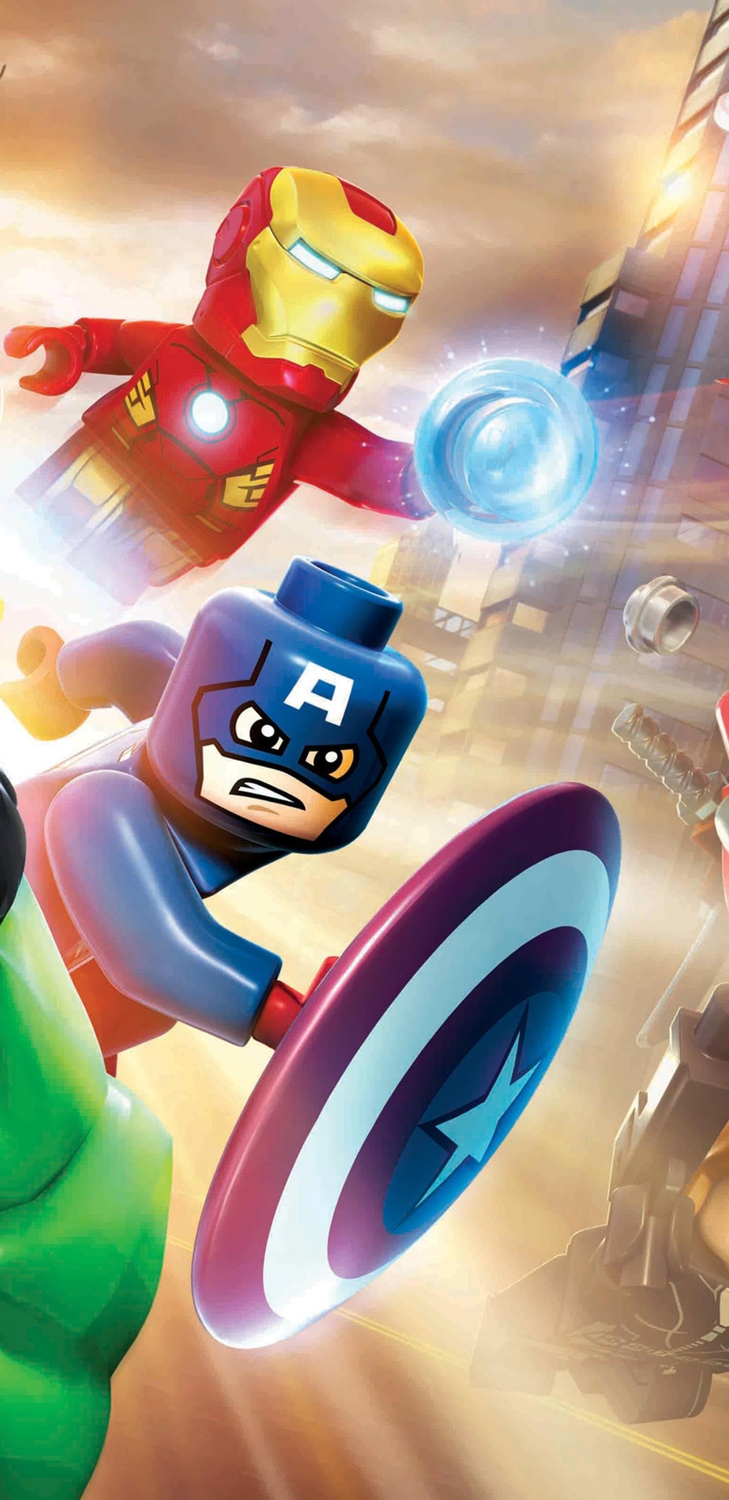 1440x2960 Marvel Lego Superheroes Samsung Galaxy Note 98